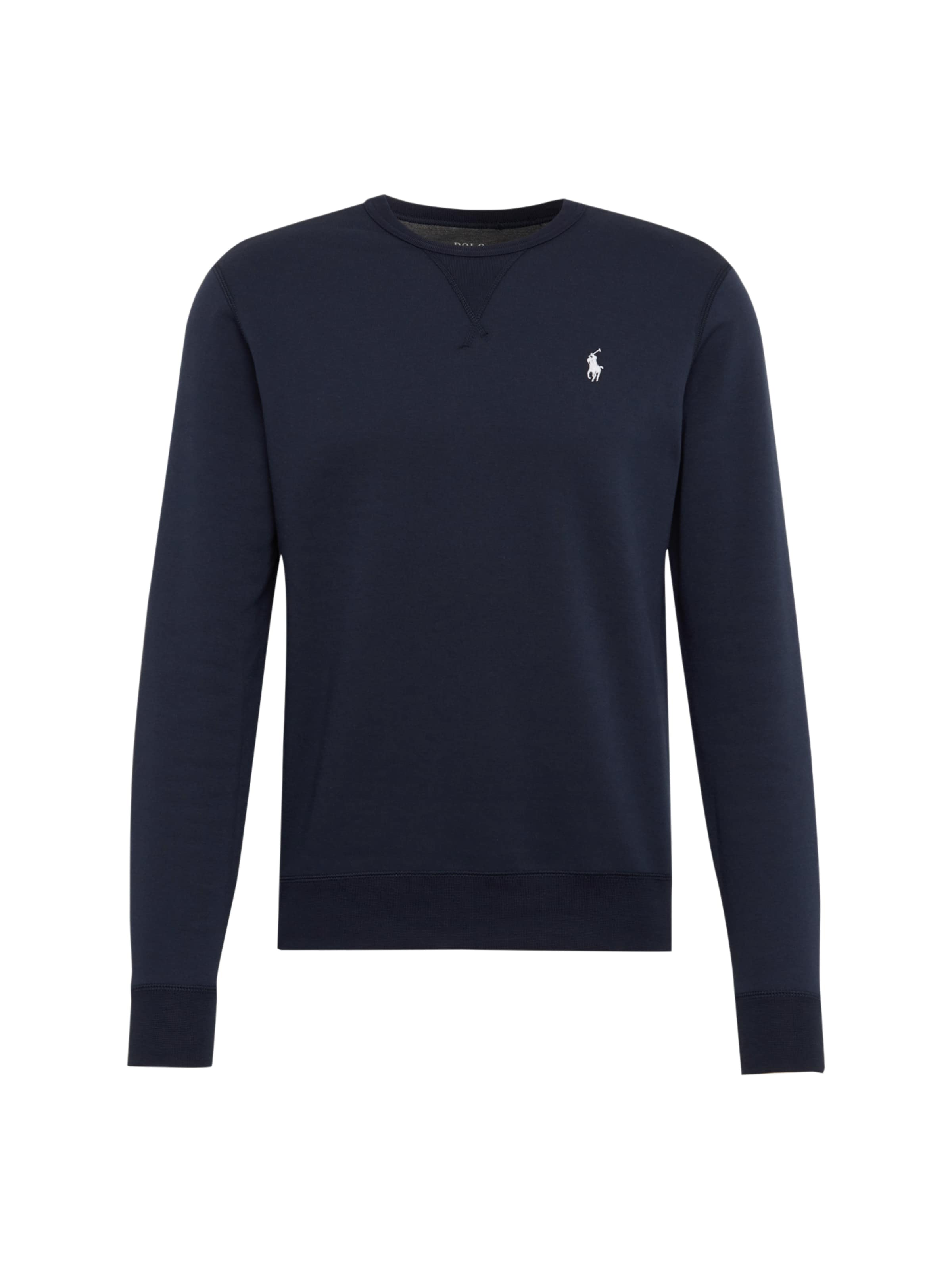 Gris Lauren Sweat Ralph shirt En Polo Sleeve long knit' 'lscnm6 BohQrdCtsx