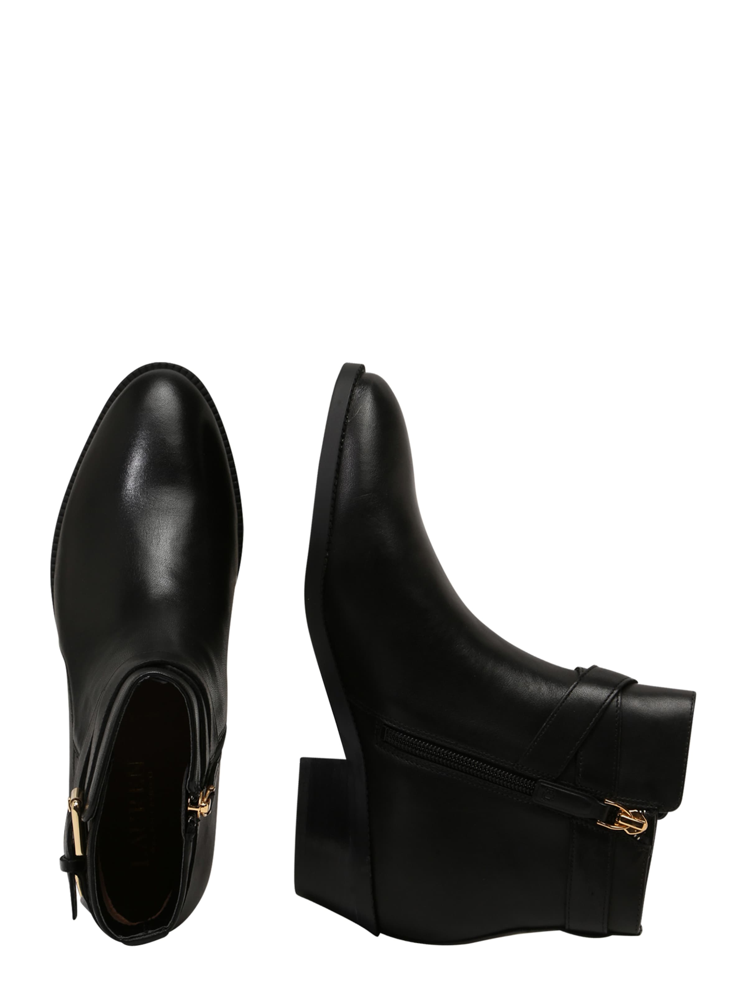 Boots Ralph En casual' 'egerton Lauren boots Noir jA5R3Lq4