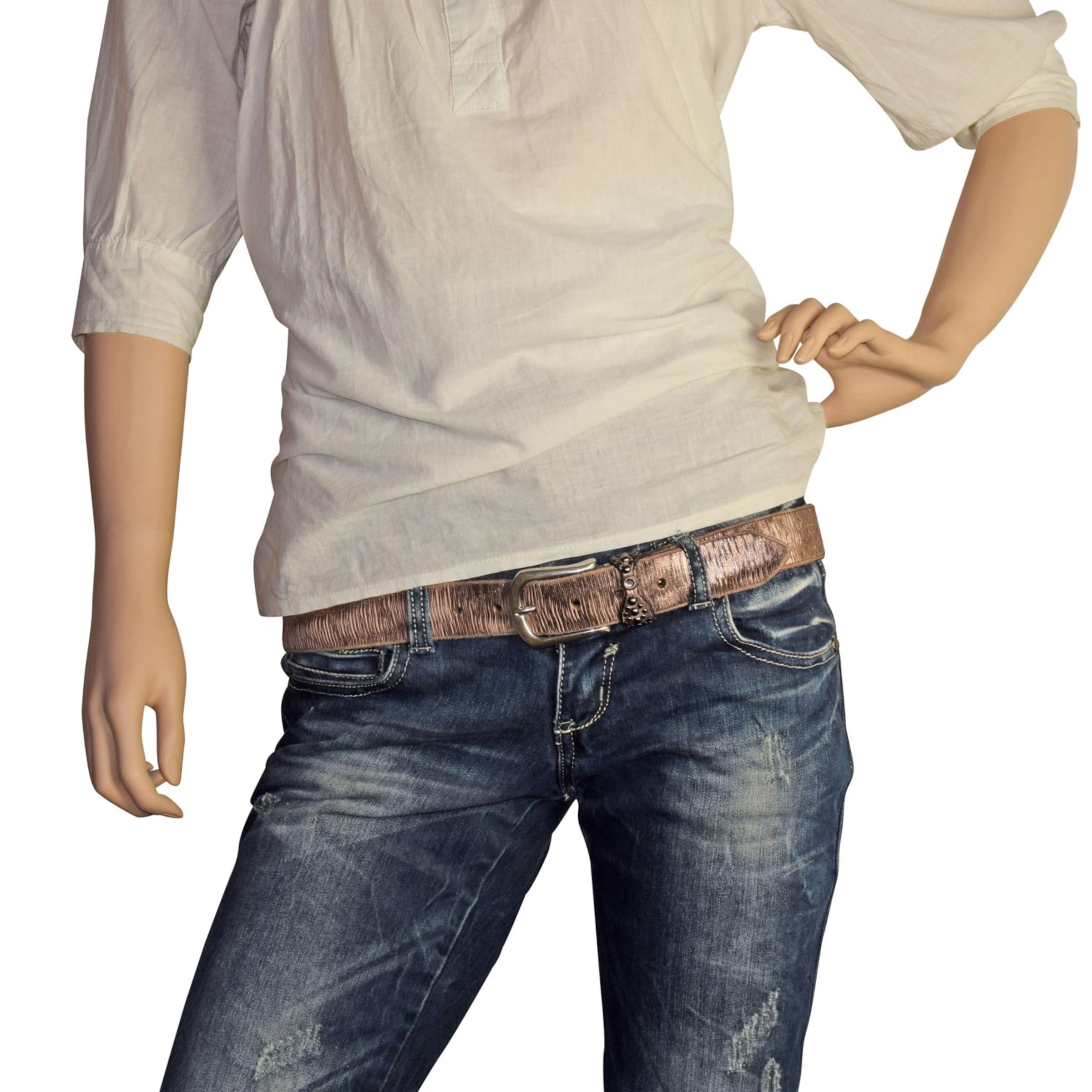 B Germany Marron En Handmade Ceinture belt In dCrexBo