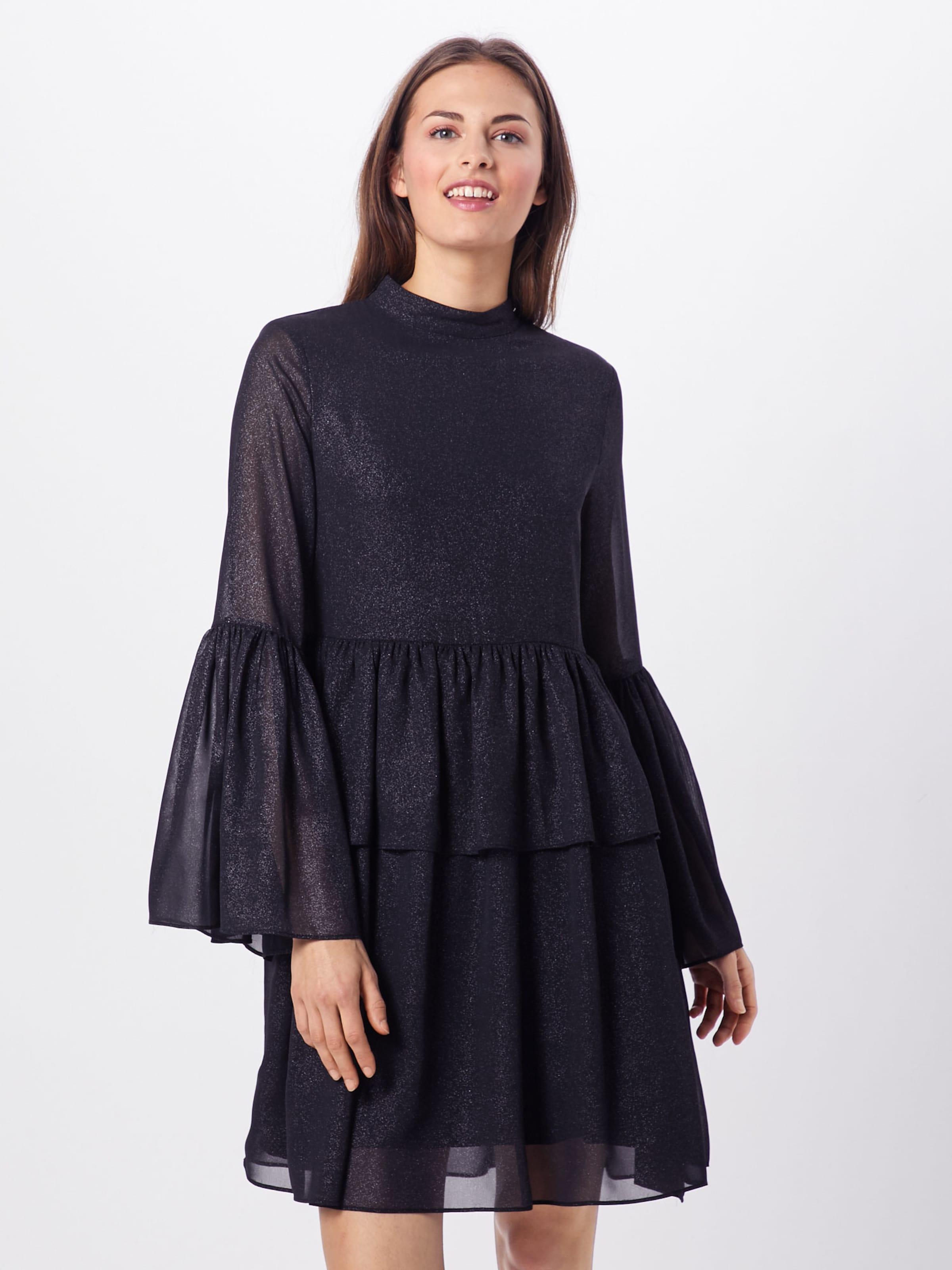 Tigha 'kourtney Robe Noir Glitter' En 34L5RAj
