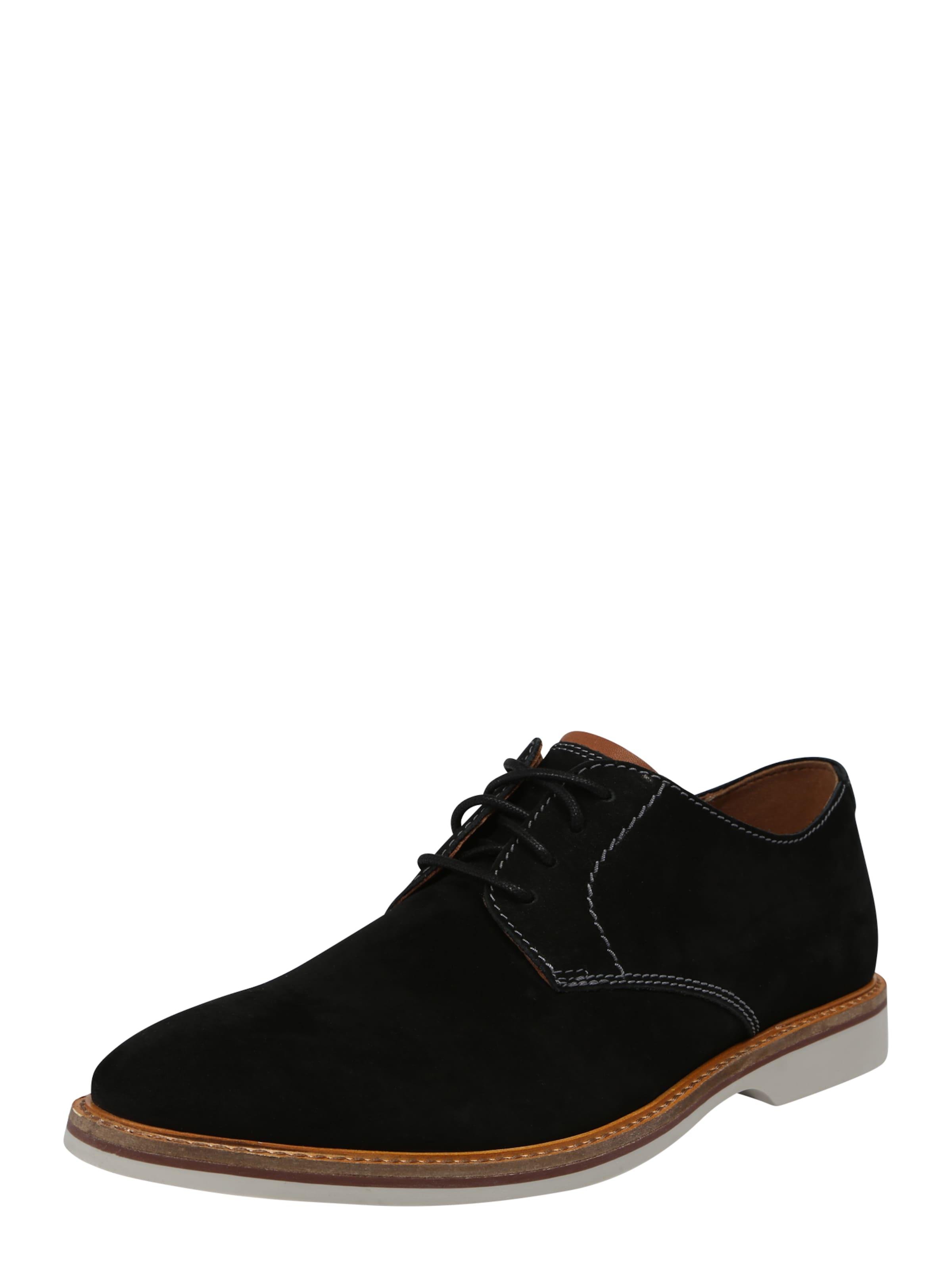 'atticus Chaussure Lacets Noir Clarks À Lace' En CdxrBoe
