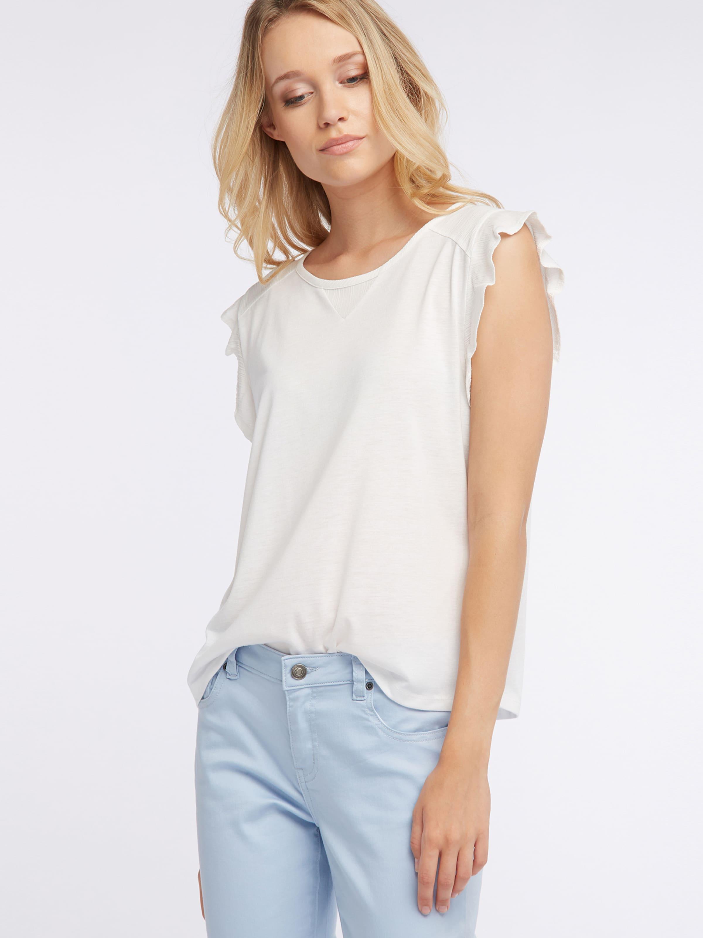 'polly' Nyc En Blanc Fashion Haut Broadway tCxrshQd