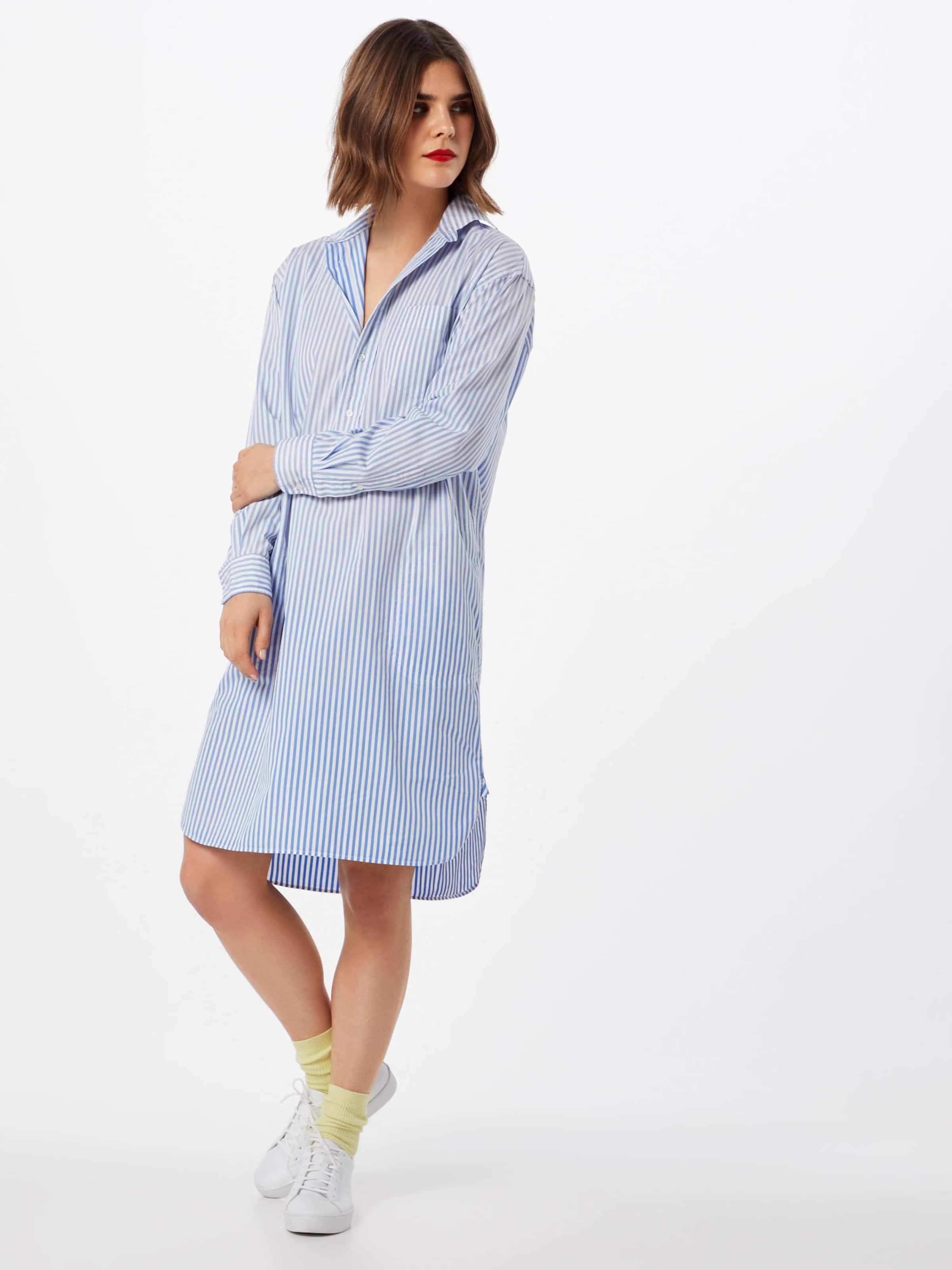 BleuBlanc Ralph En Lauren Polo Robe chemise QBexWECrdo