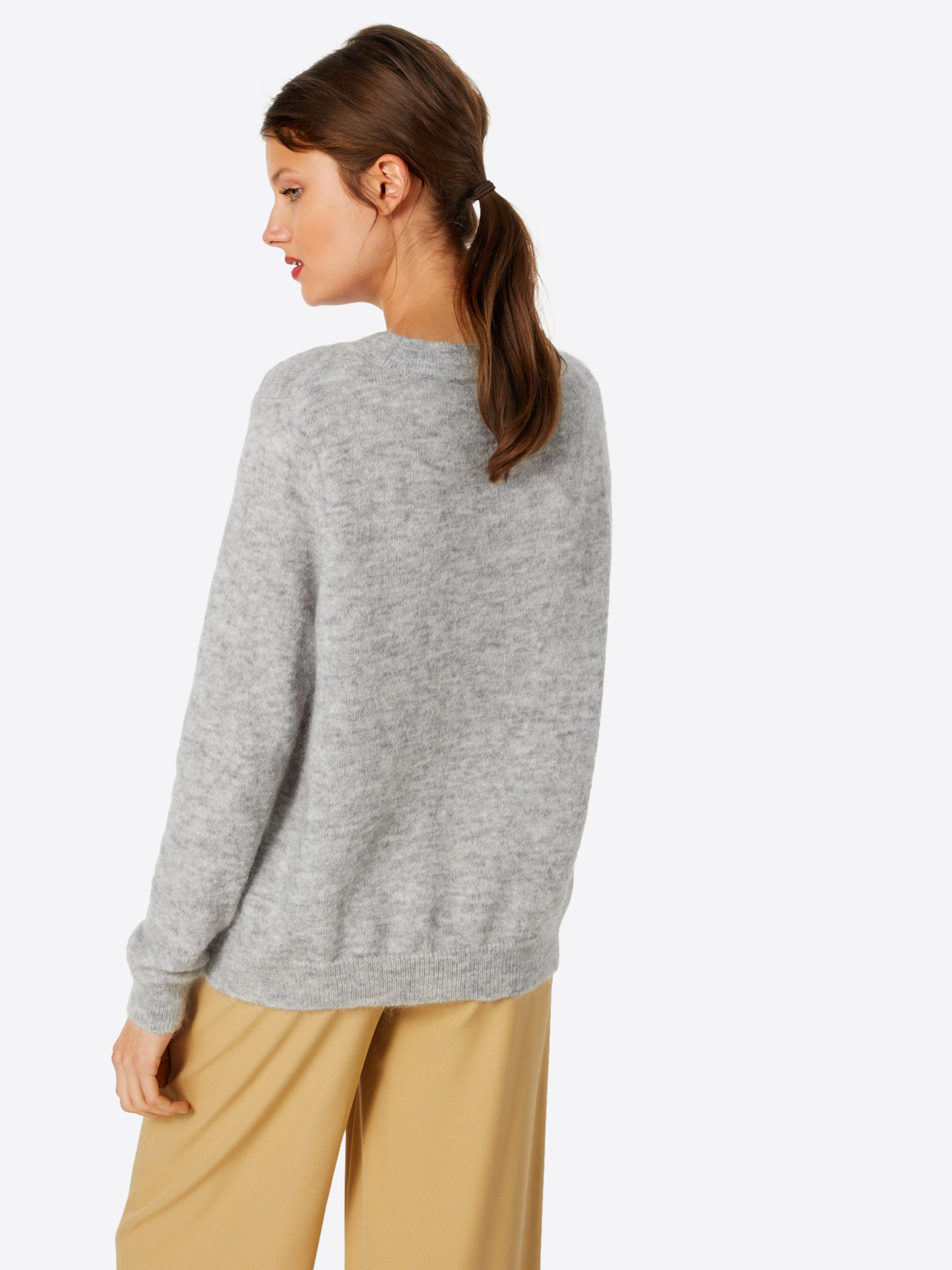 In In Graumeliert Graumeliert Pullover Pullover Object Object Object f7gb6vIyY