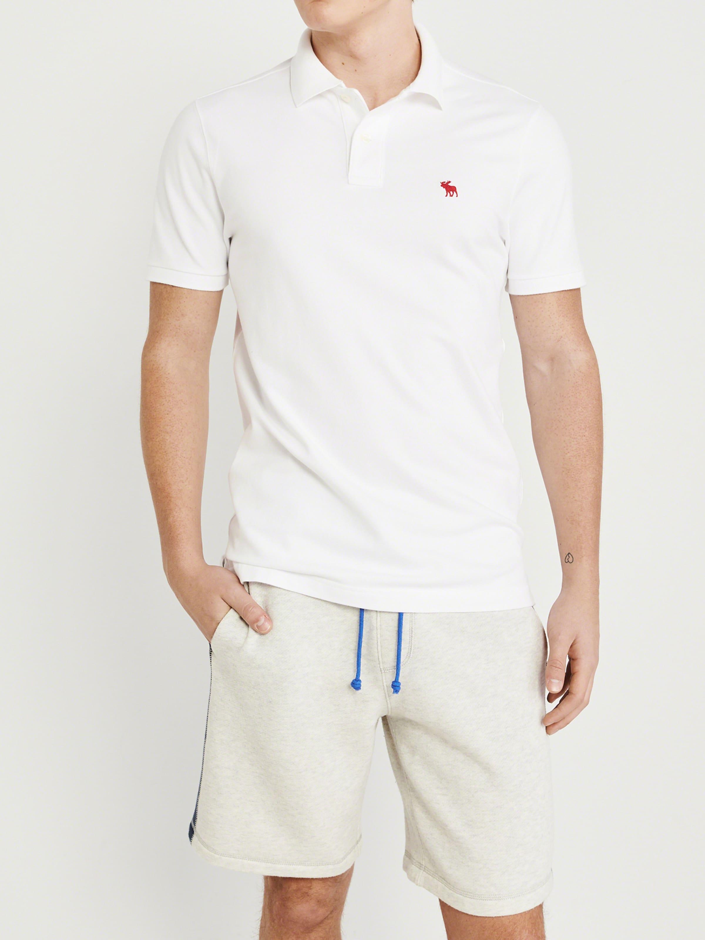 Bleu shirt Fitch Abercrombieamp; En T D2WYHeE9Ib
