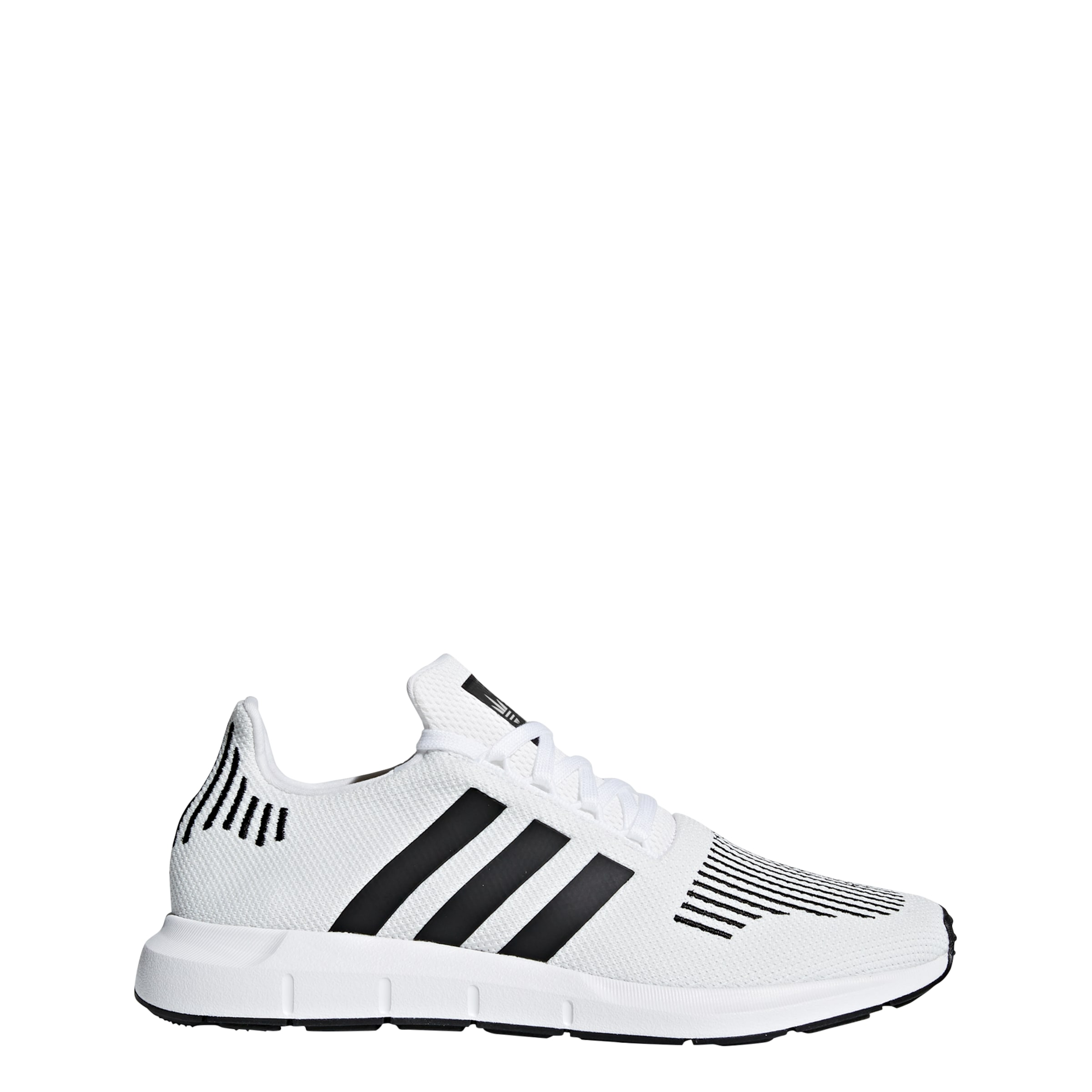 Adidas Hoog Originals Run' 'swift In Sneakers SchwarzWeiß Ybf6gy7