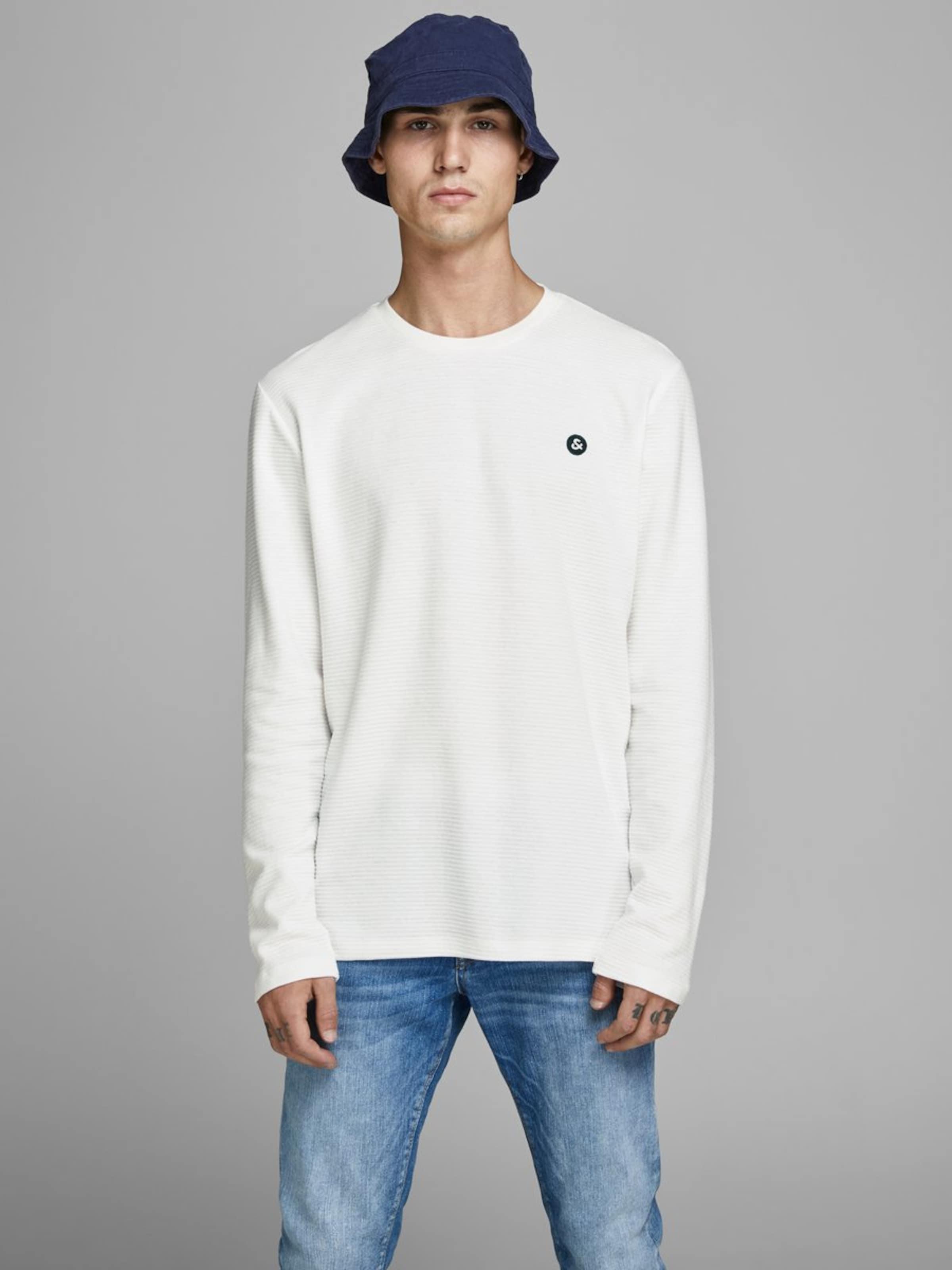 Jackamp; shirt En RougeBlanc Jones T ZOiuPkX