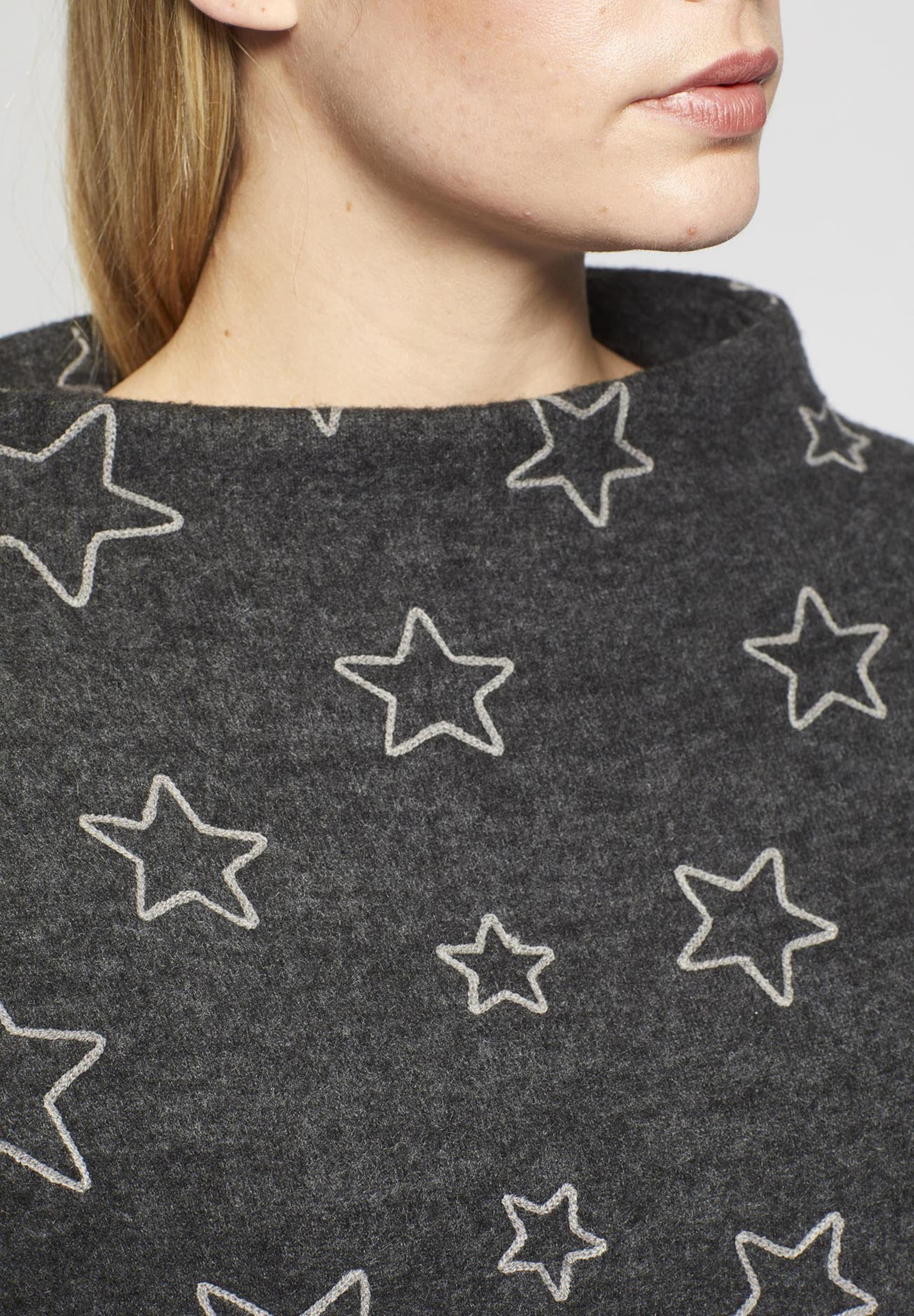 PétroleNoir shirt En Sweat 'taisija' Khujo mwN80vn
