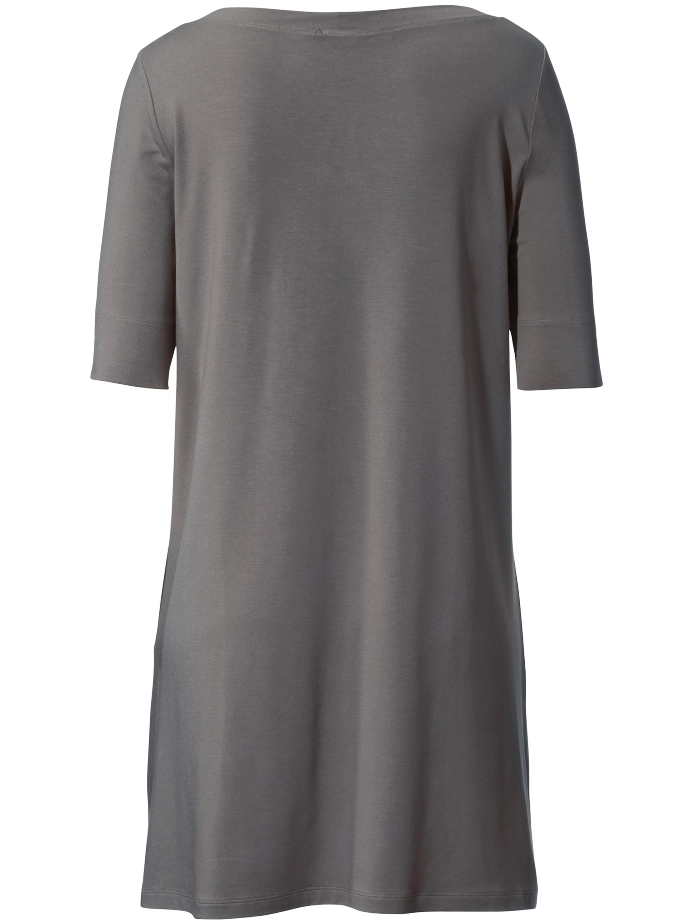 Aura Jersey shirt In Taupe Anna l1TFJcK