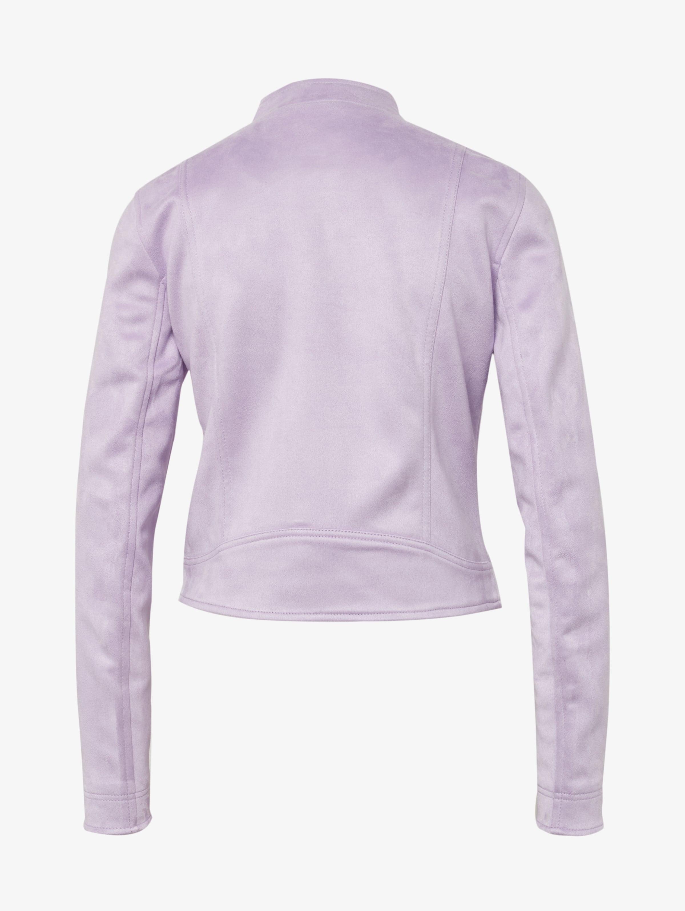 Tom Tailor Jacke In Denim Lavendel BoredWCx