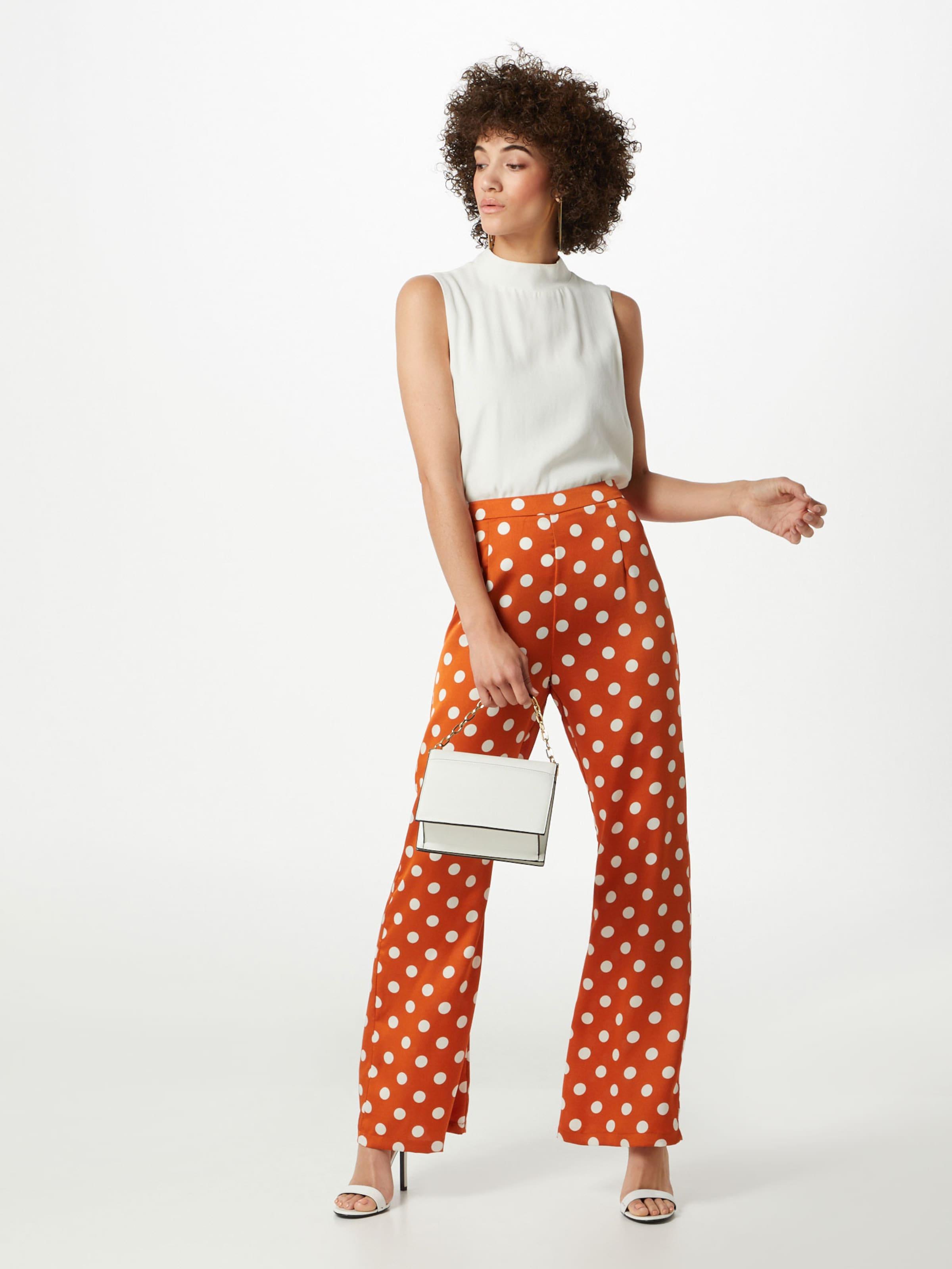 Glamorous En RouilleBlanc Pantalon Rouge Pantalon Glamorous nwX8PN0Ok