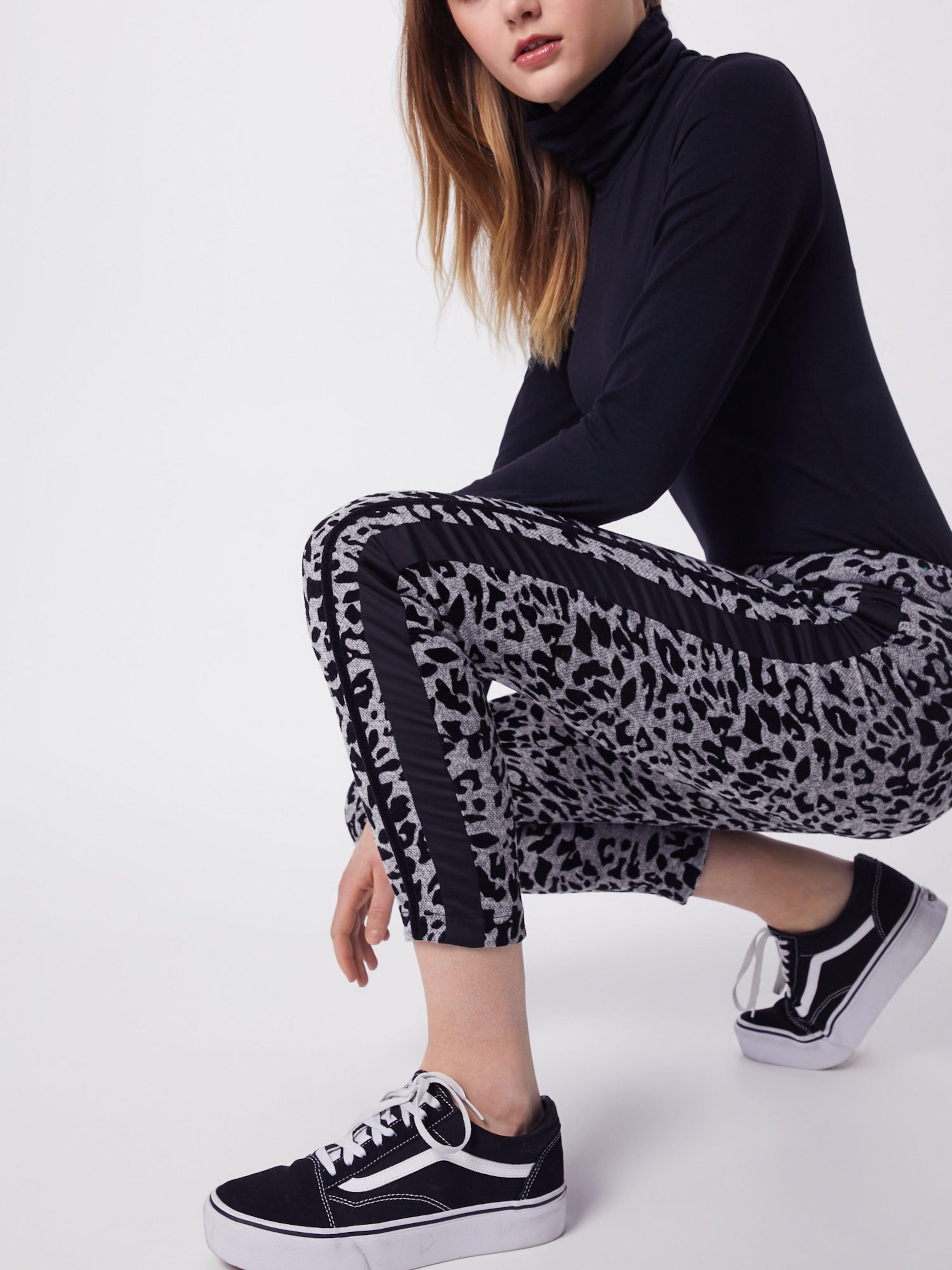 Pantalon Gang Flock Skinny' Print 'catyAnimalier Gris En Chiné dxBCeroW