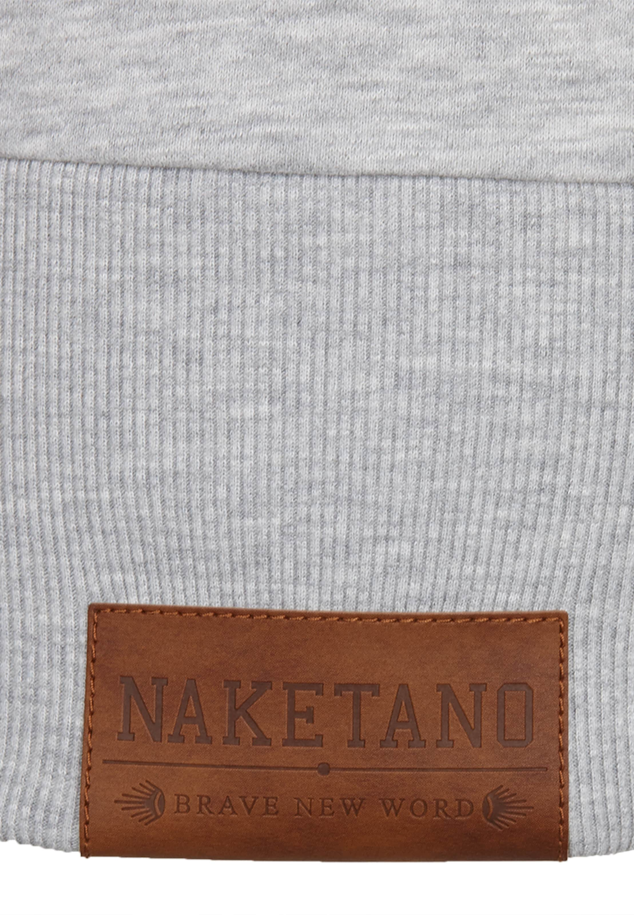 En Menthe 'madame Sweat Naketano Unschuld Bangs' shirt OpalGris LVjqpSUzMG