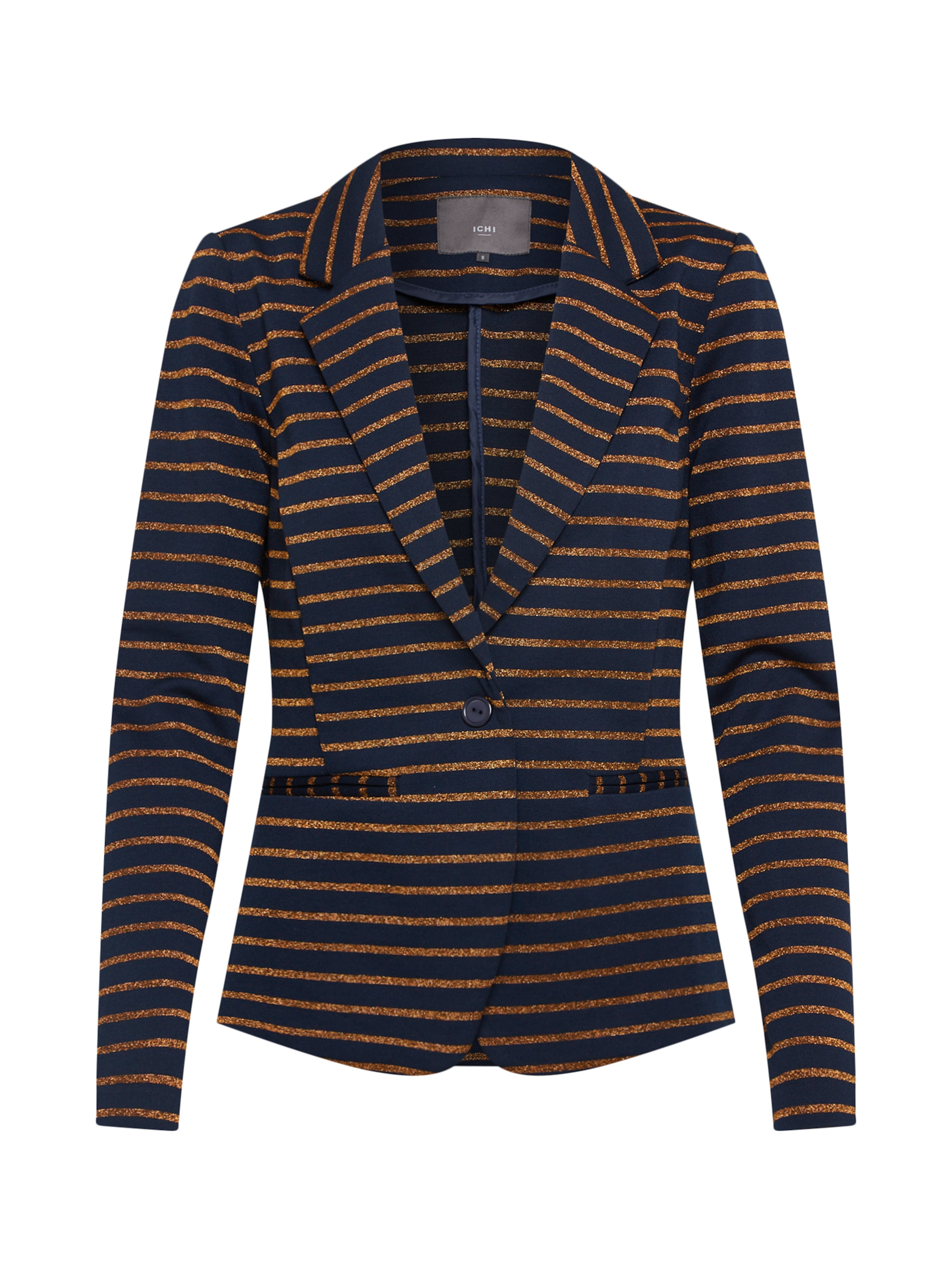 Ichi Bleu ' Blazer Copper 'kate En MarineOr Nnv0wm8