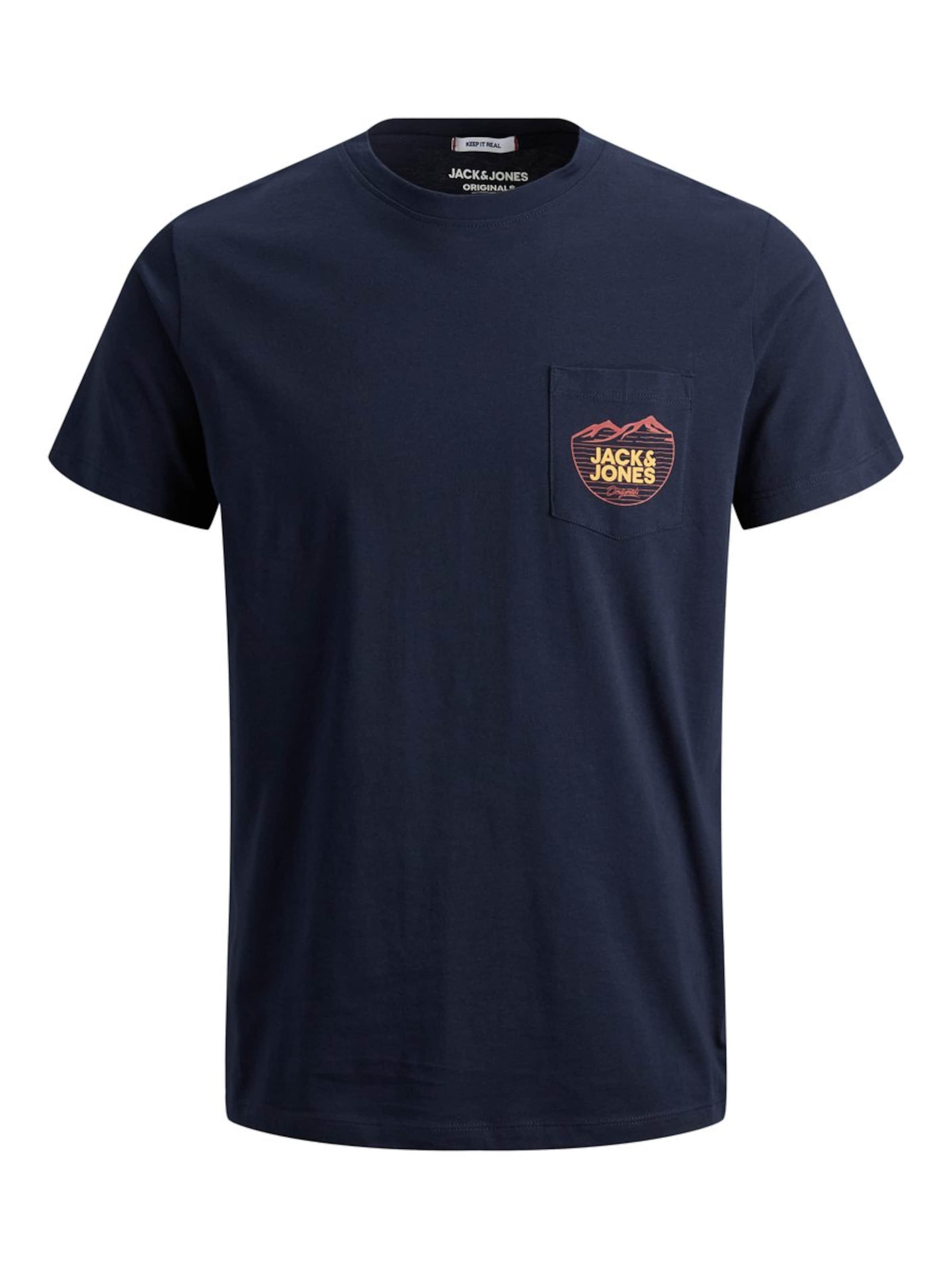 Jackamp; T Jones shirt En Rouge 54Rj3ALq