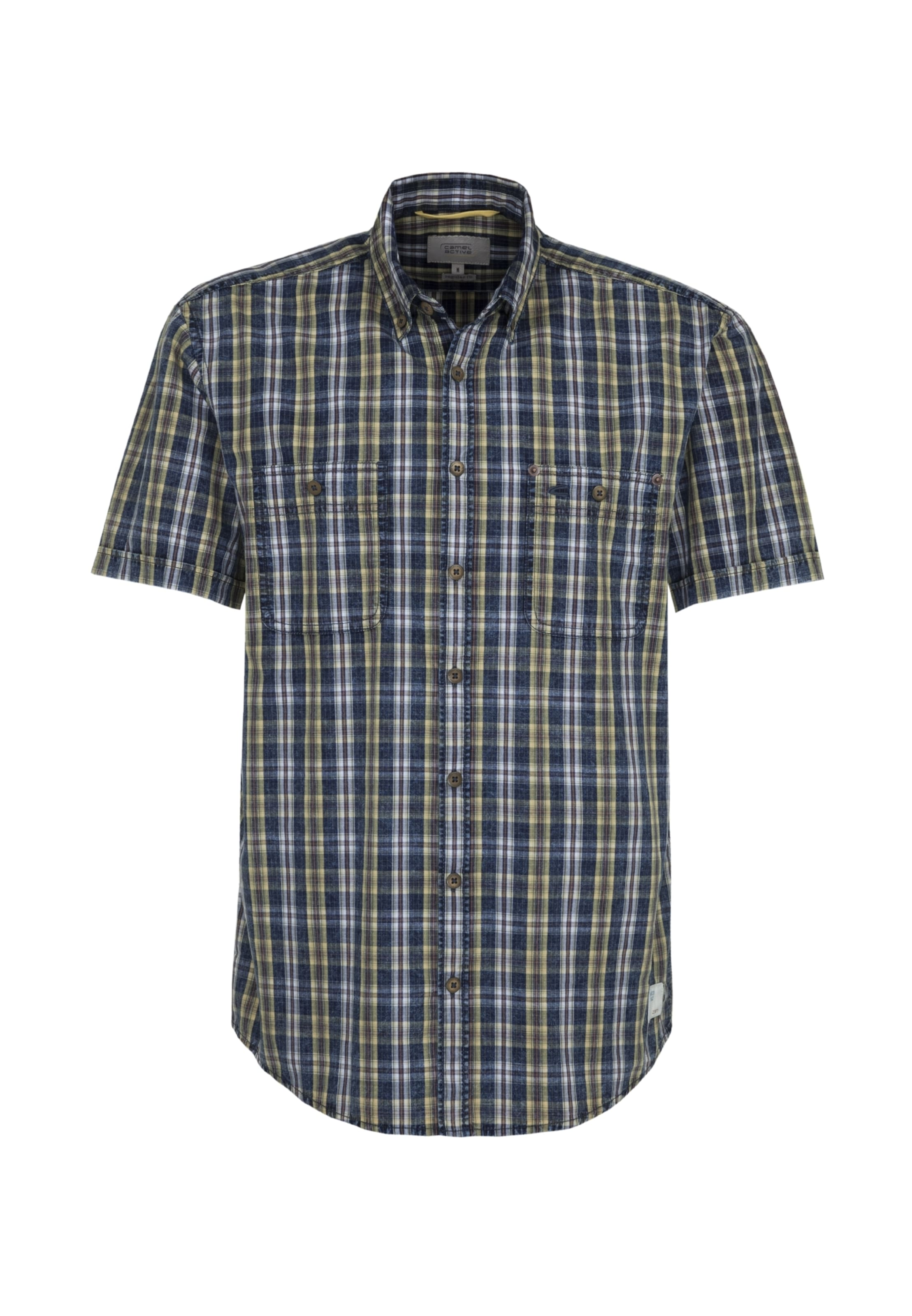 Camel MarineCurry Blanc Chemise Active En BQorCeWdx