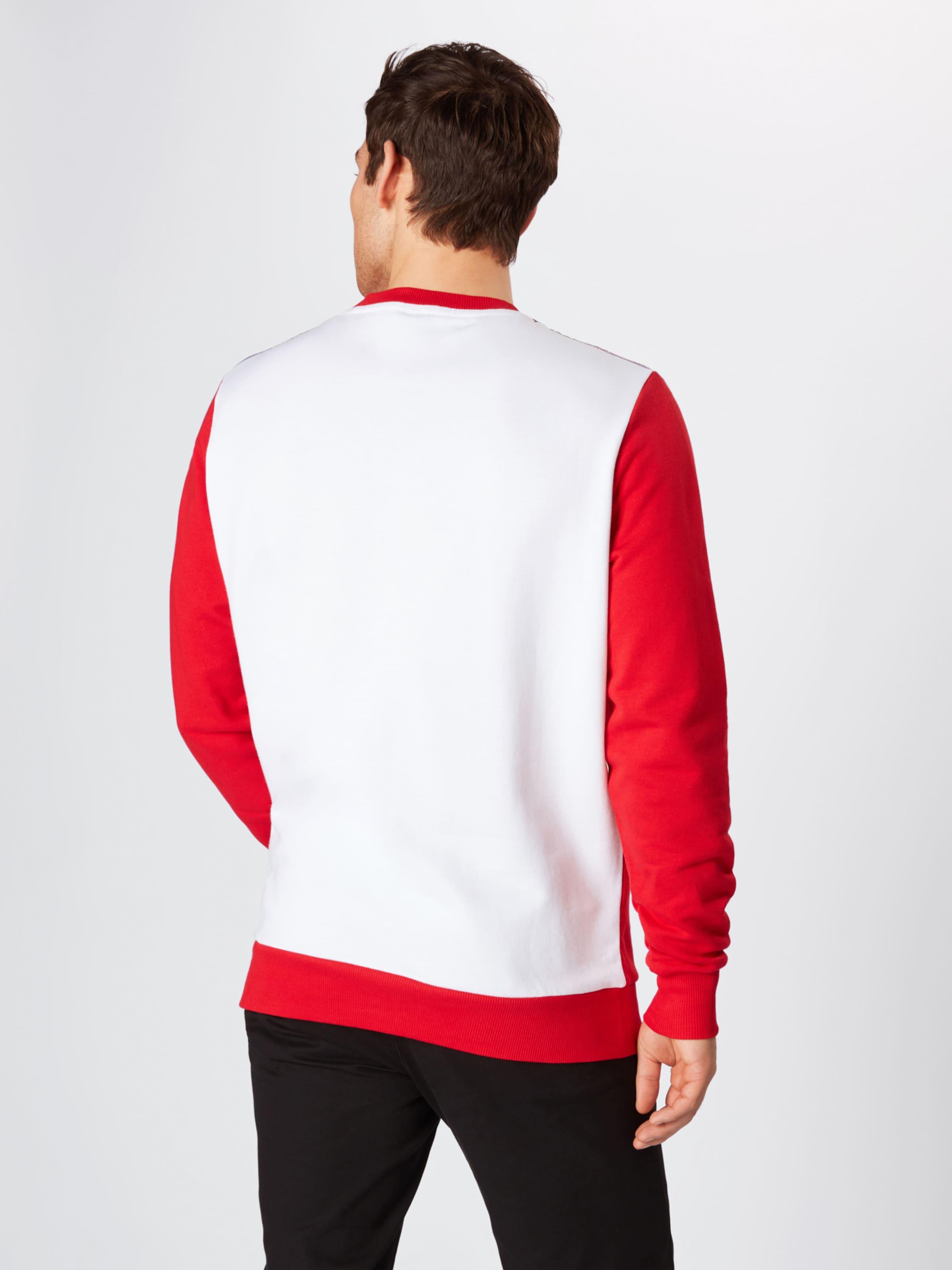 shirt Sweat FoncéBlanc En Colmar Bleu dCoBxer