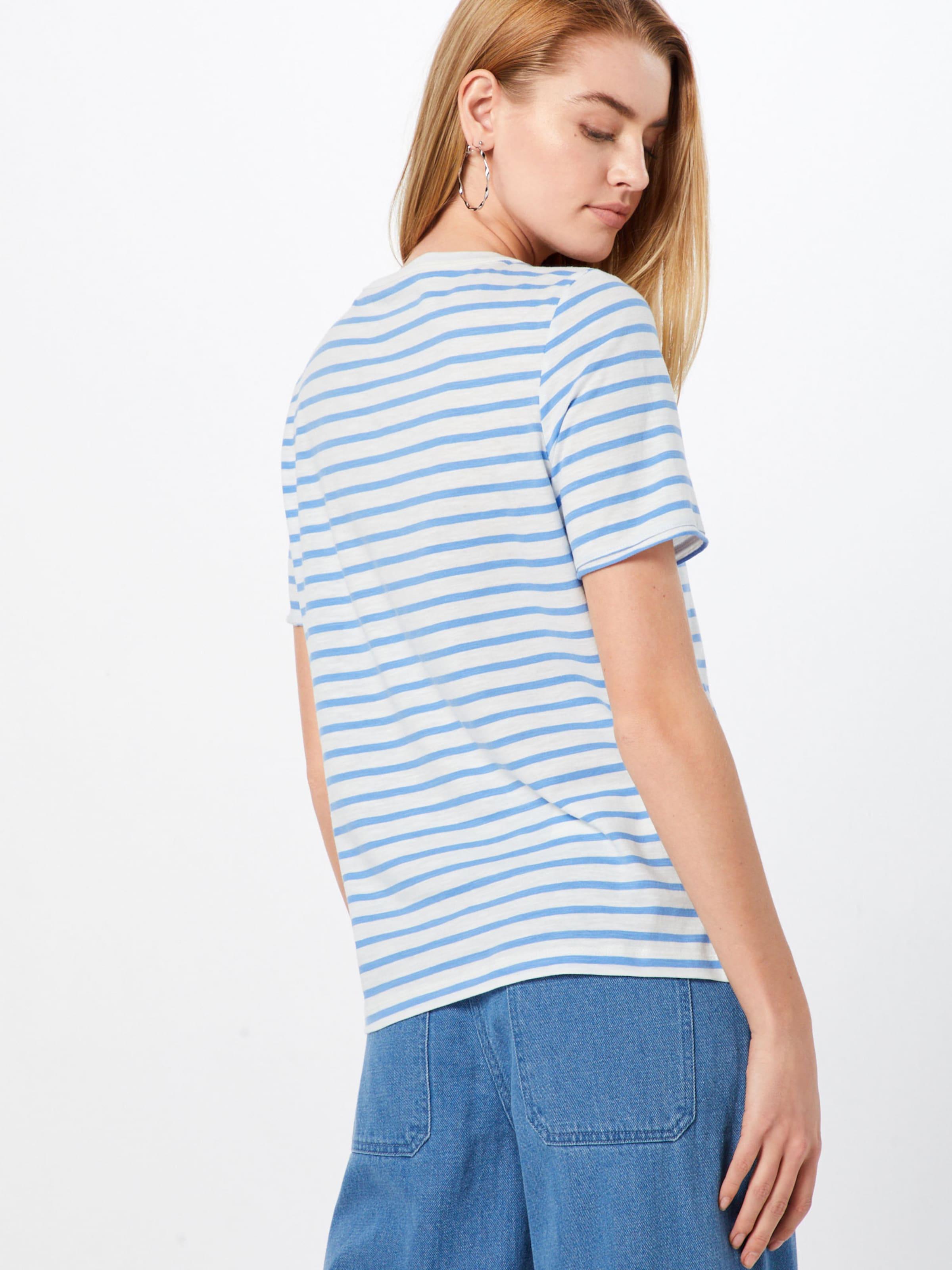 shirt En Tailor T 'toni Tom X Tom' BleuBlanc RAc53jLq4