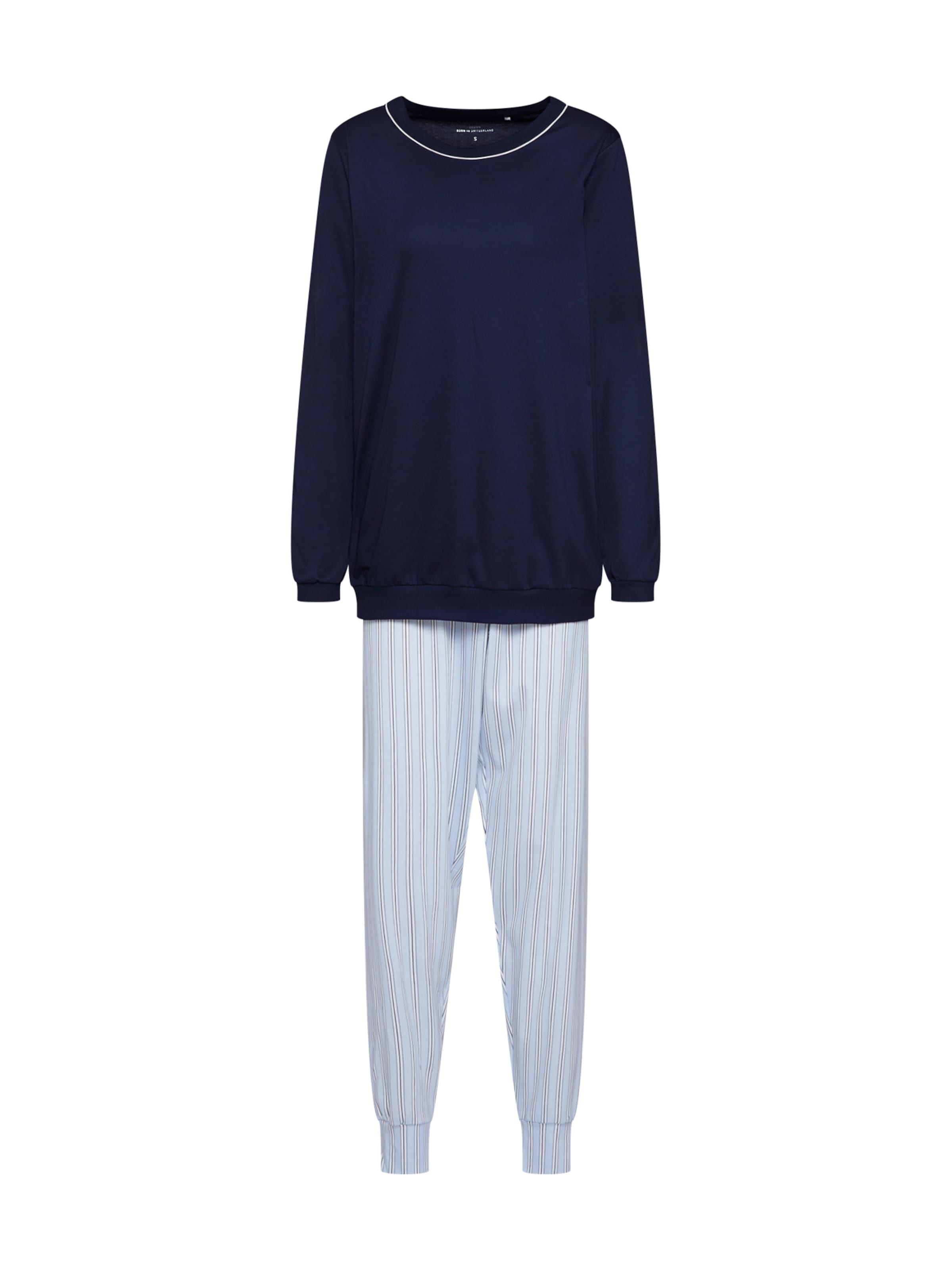 Calida En Pyjama Bleu Calida Pyjama En 8nw0OPk