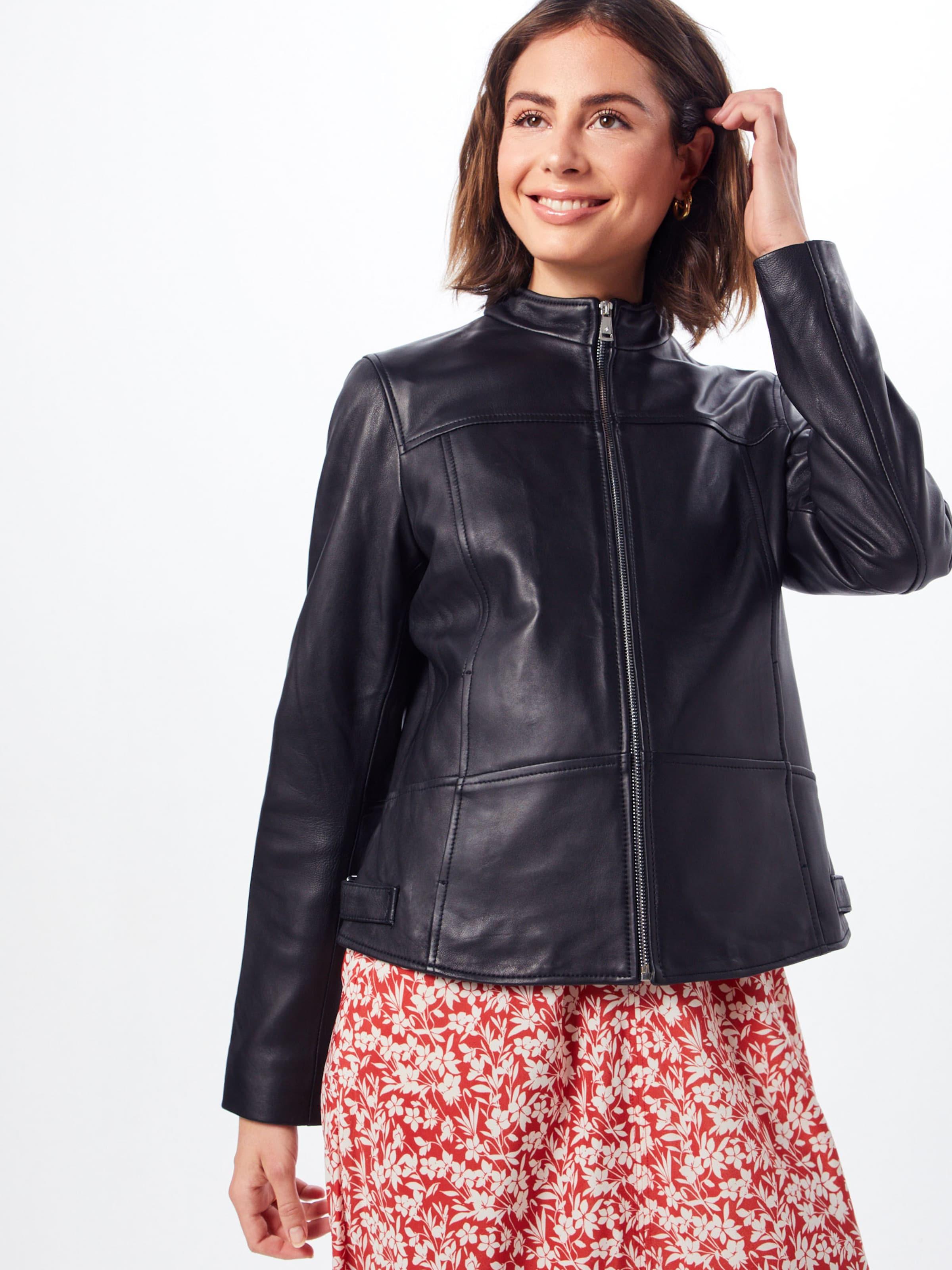 Ralph Lauren Leather Lederjacke 'new jacket' Schwarz In DHW2IE9