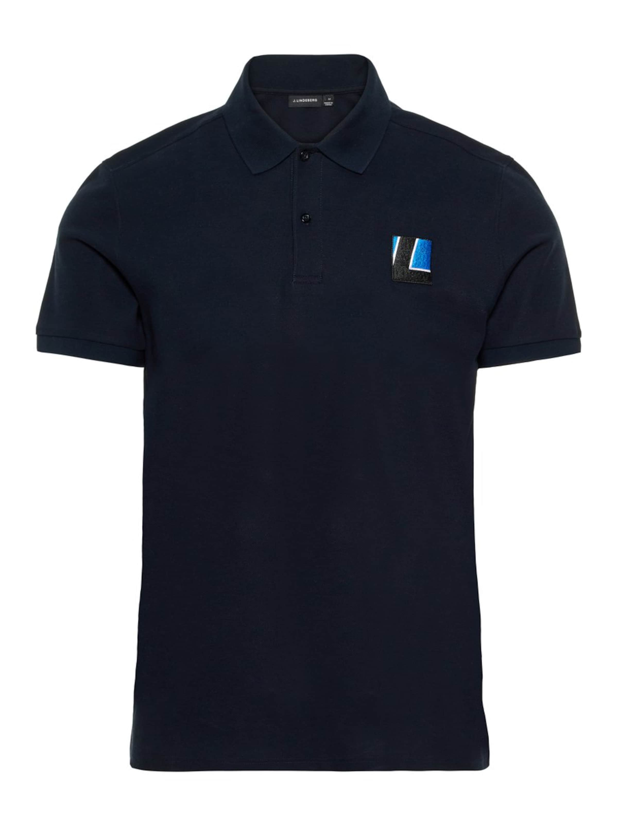 T J shirt Bleu lindeberg En Cobalt eEHW29IYD