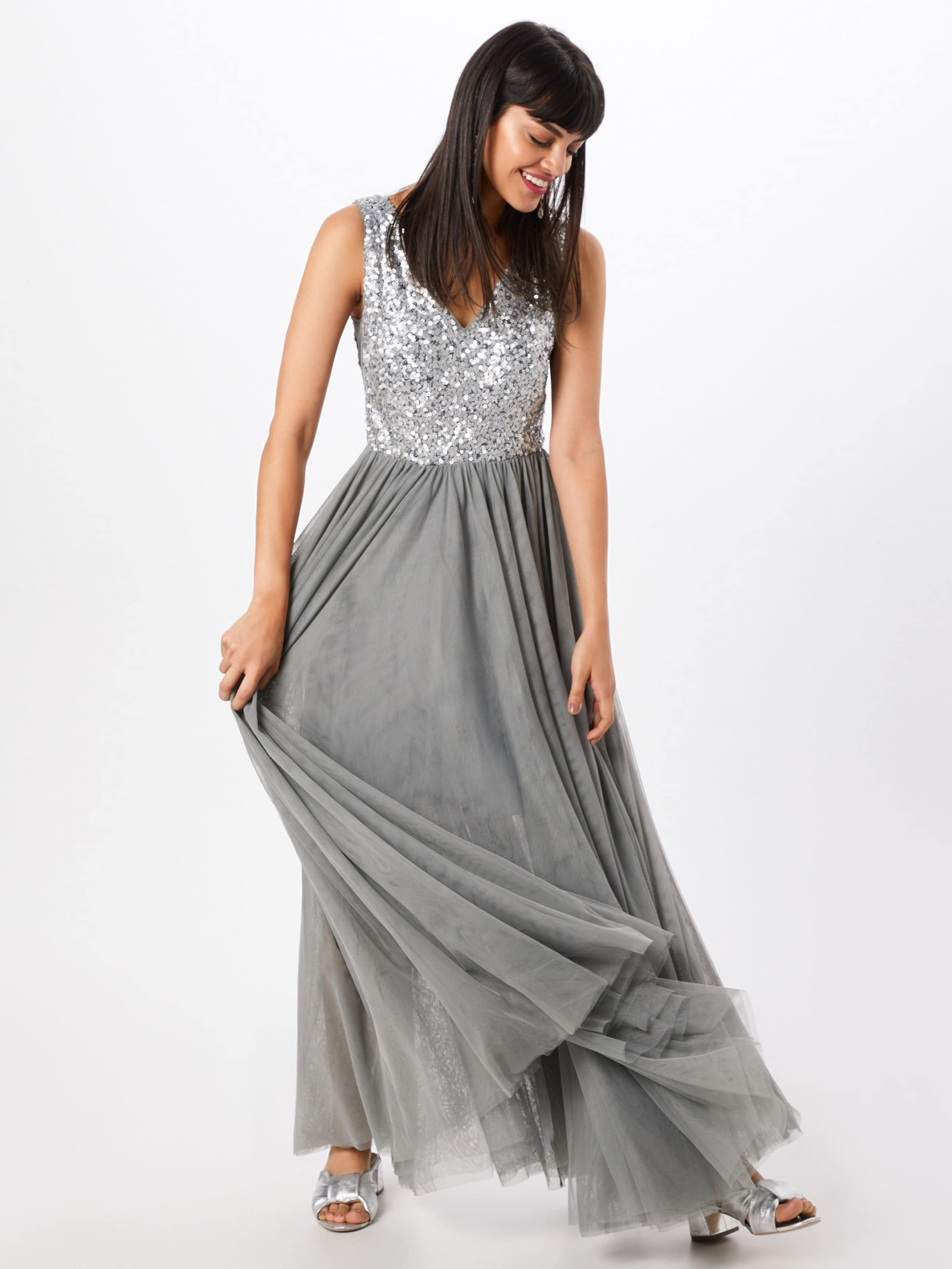 'new Soft Dresses Esprit Robe Light Woven' En Gris Soirée Collection De Tulle m8n0vwON