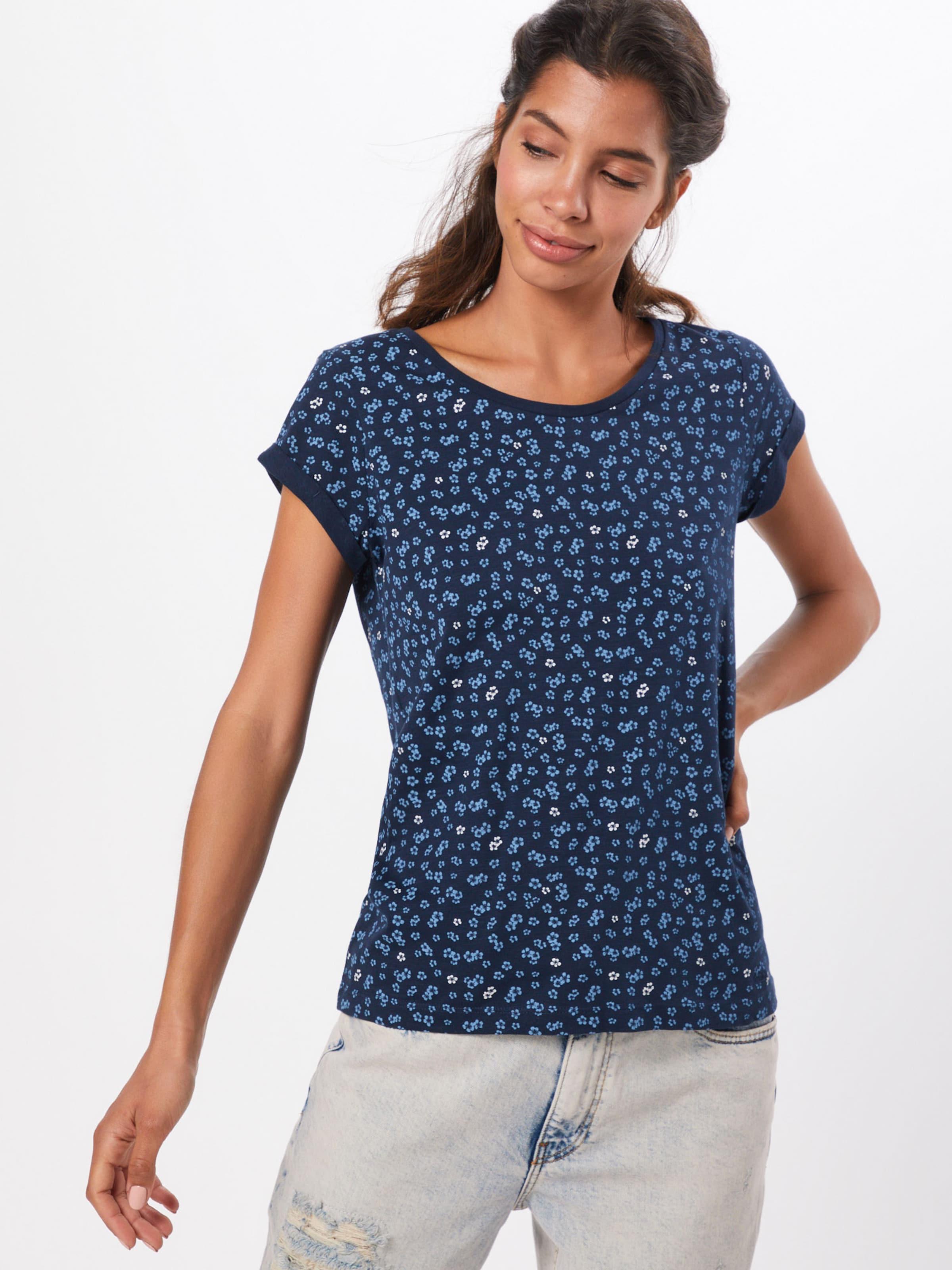 Bleu De En MarineMélange T Edc Couleurs By Esprit shirt YIbgy7f6vm