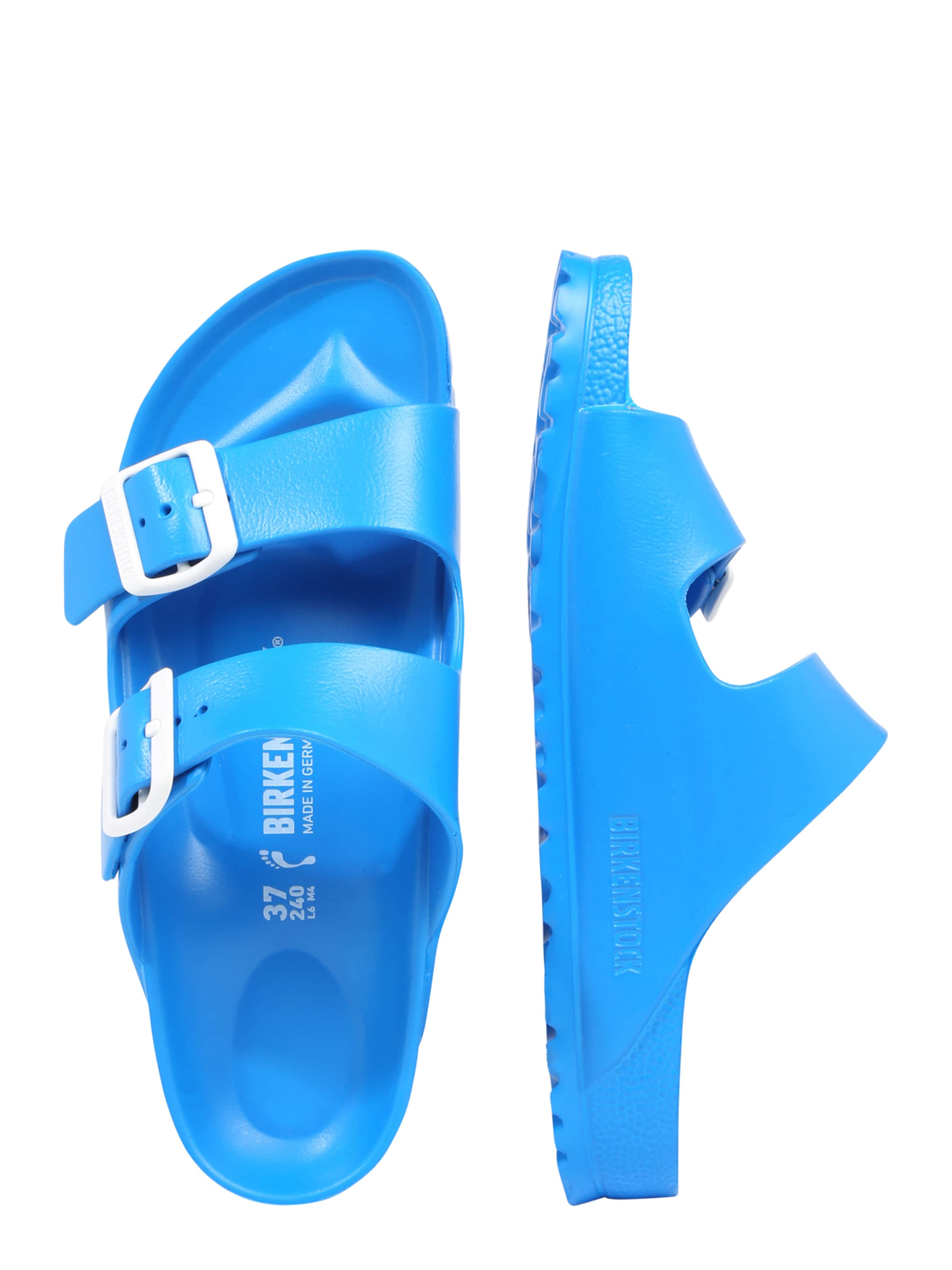 'arizona' Birkenstock Birkenstock Mule 'arizona' En Bleu Bleu Mule En Birkenstock 'arizona' Mule Pnw0kO
