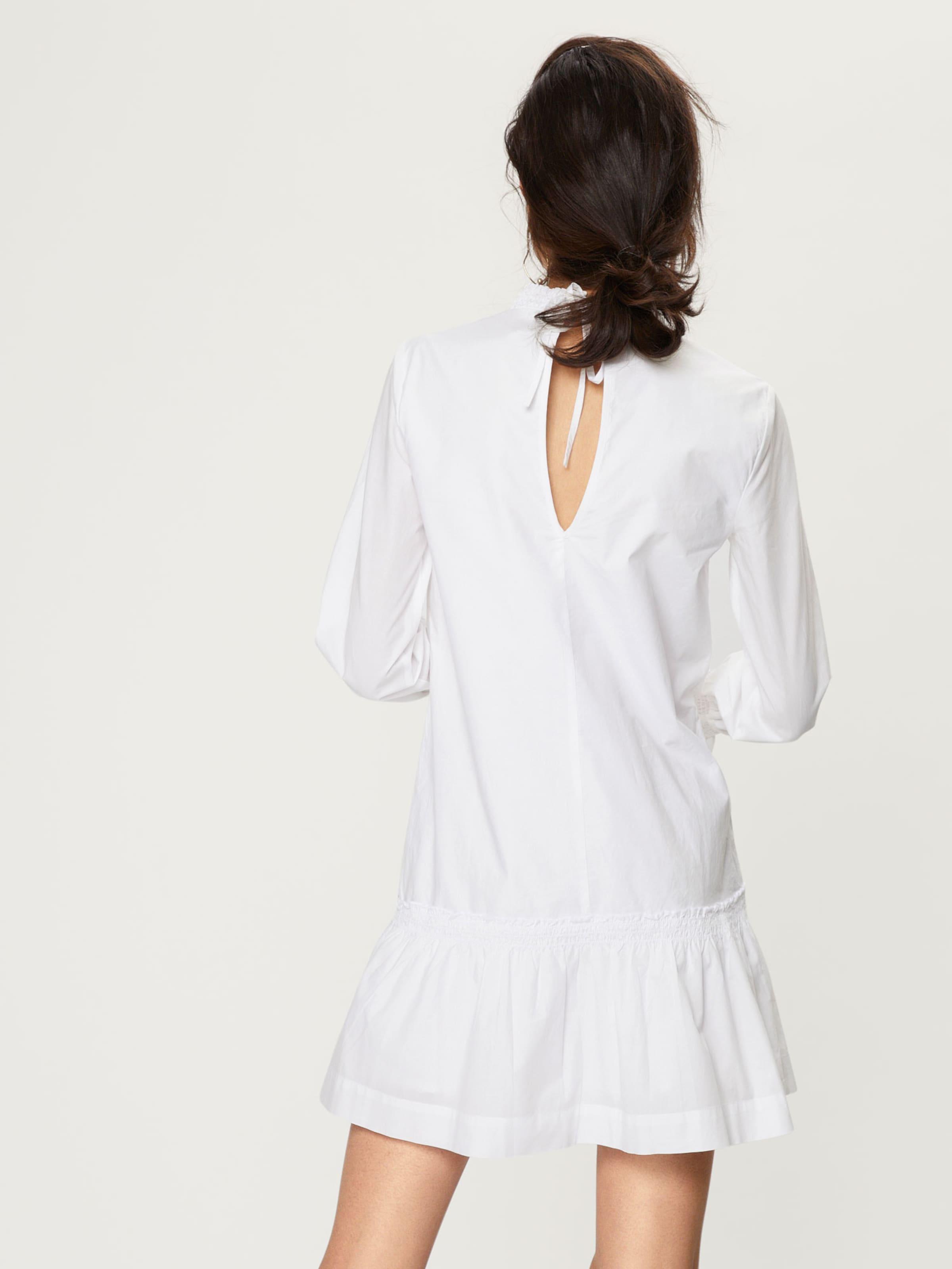 En 'piper' Robe 'piper' En En Edited Robe 'piper' Edited Blanc Edited Robe Blanc CerxBWdo