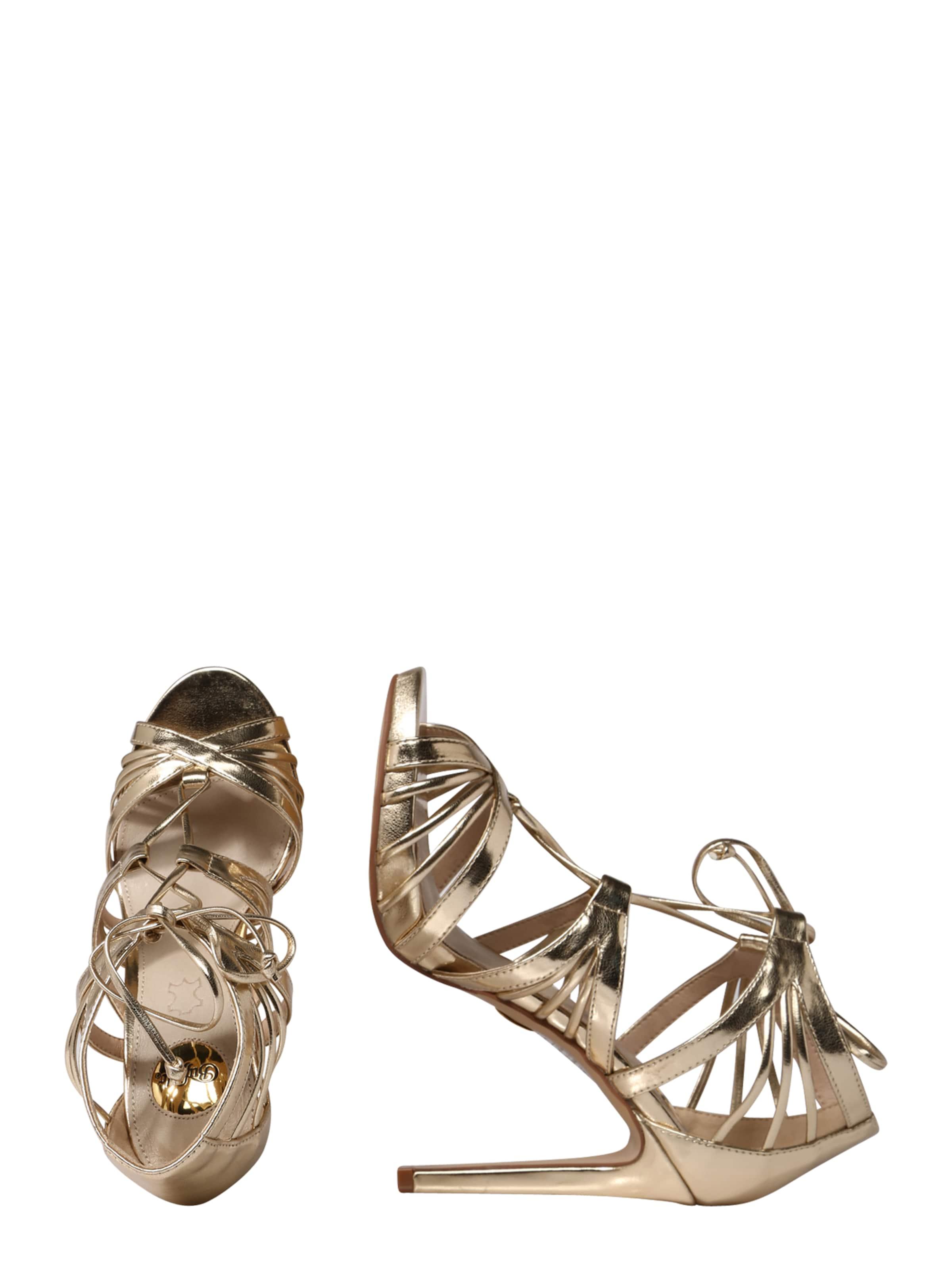 Gold 'ecaterina' In Buffalo Sandalette Buffalo Sandalette xBdoCe