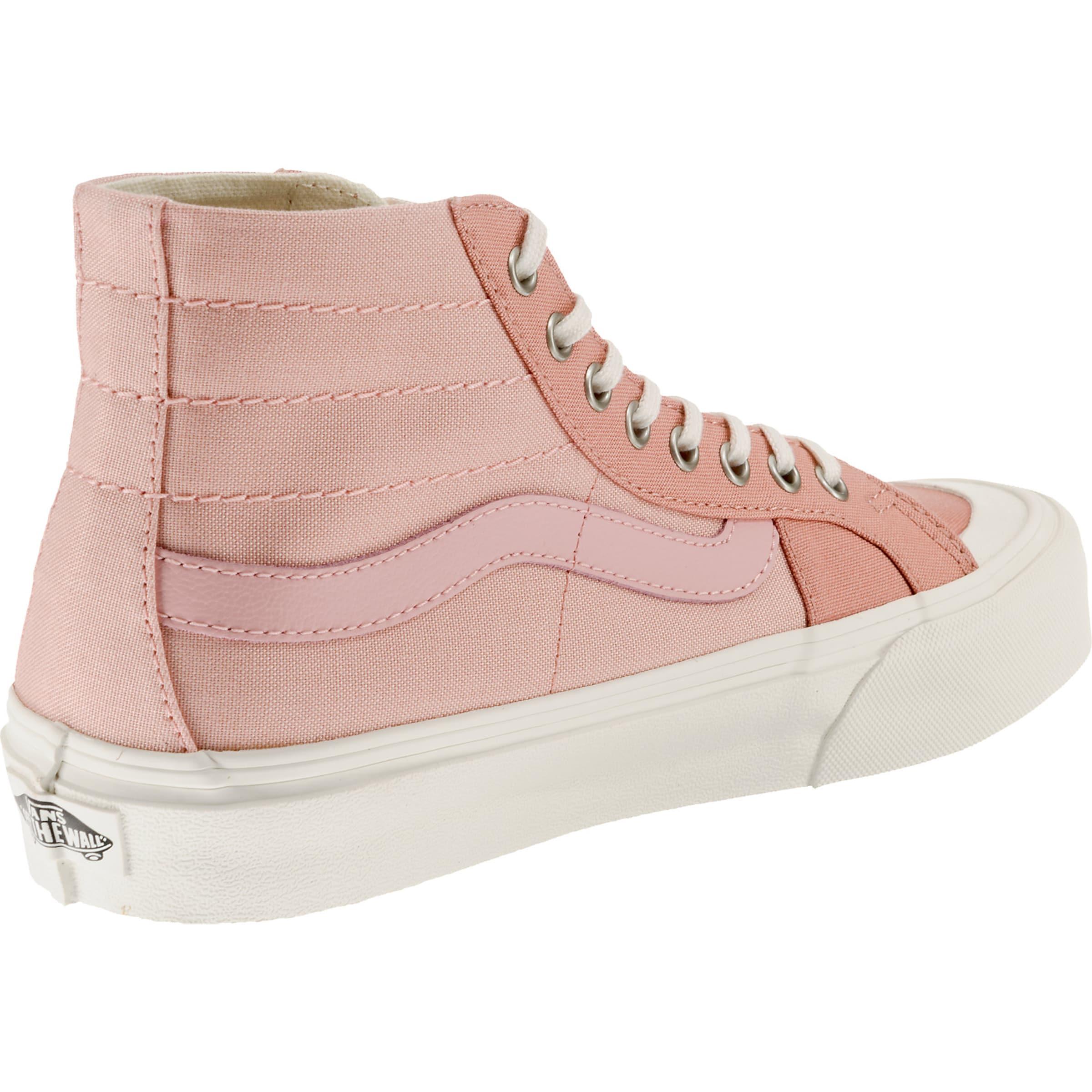 Rosa 'ua 138' In Vans Sk8 Sneakers hi thQdrCs