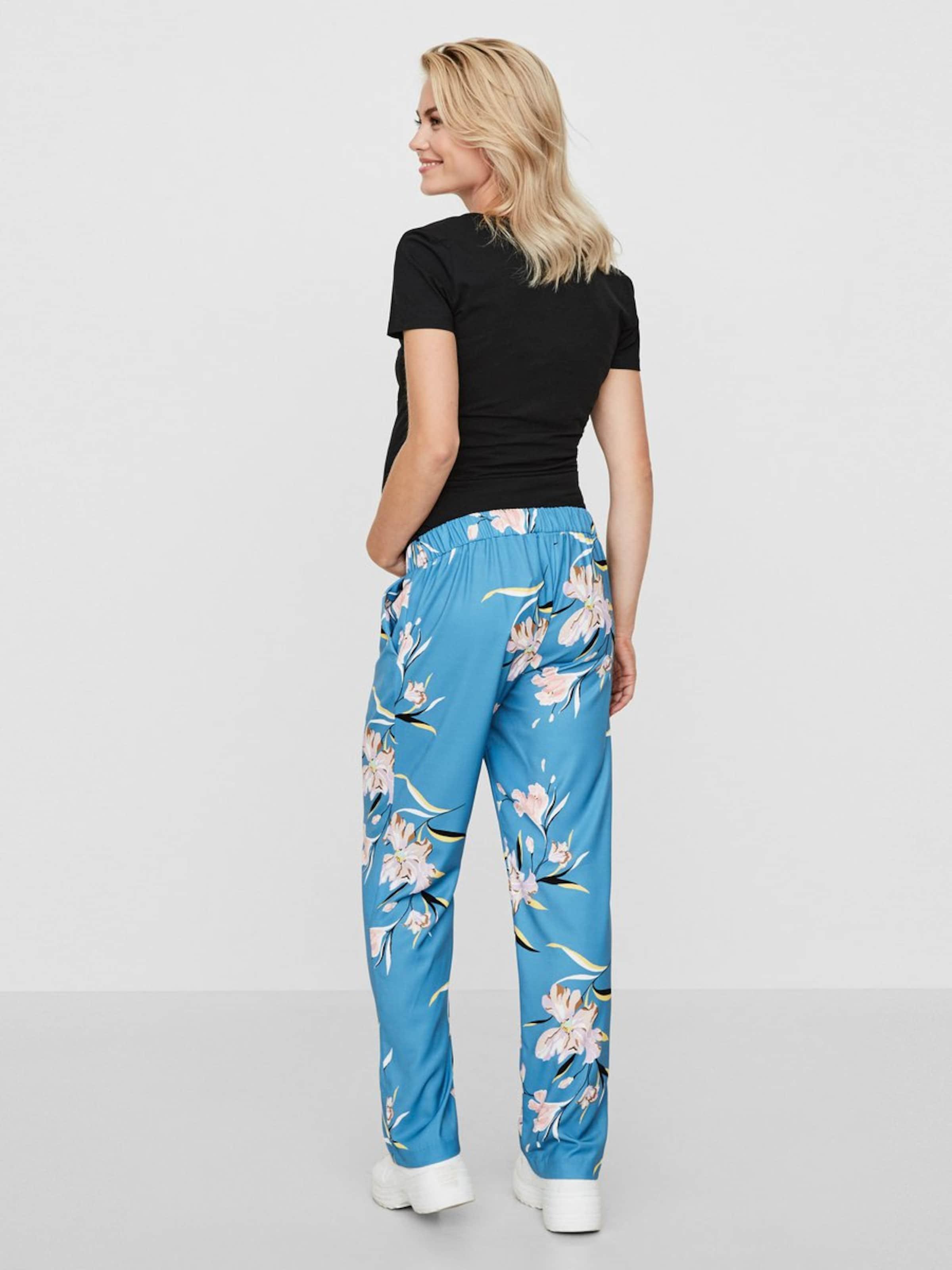 BeigeSable Marron Pantalon Bleu En Pastel Violet Noir Mamalicious Clair 0wmN8n