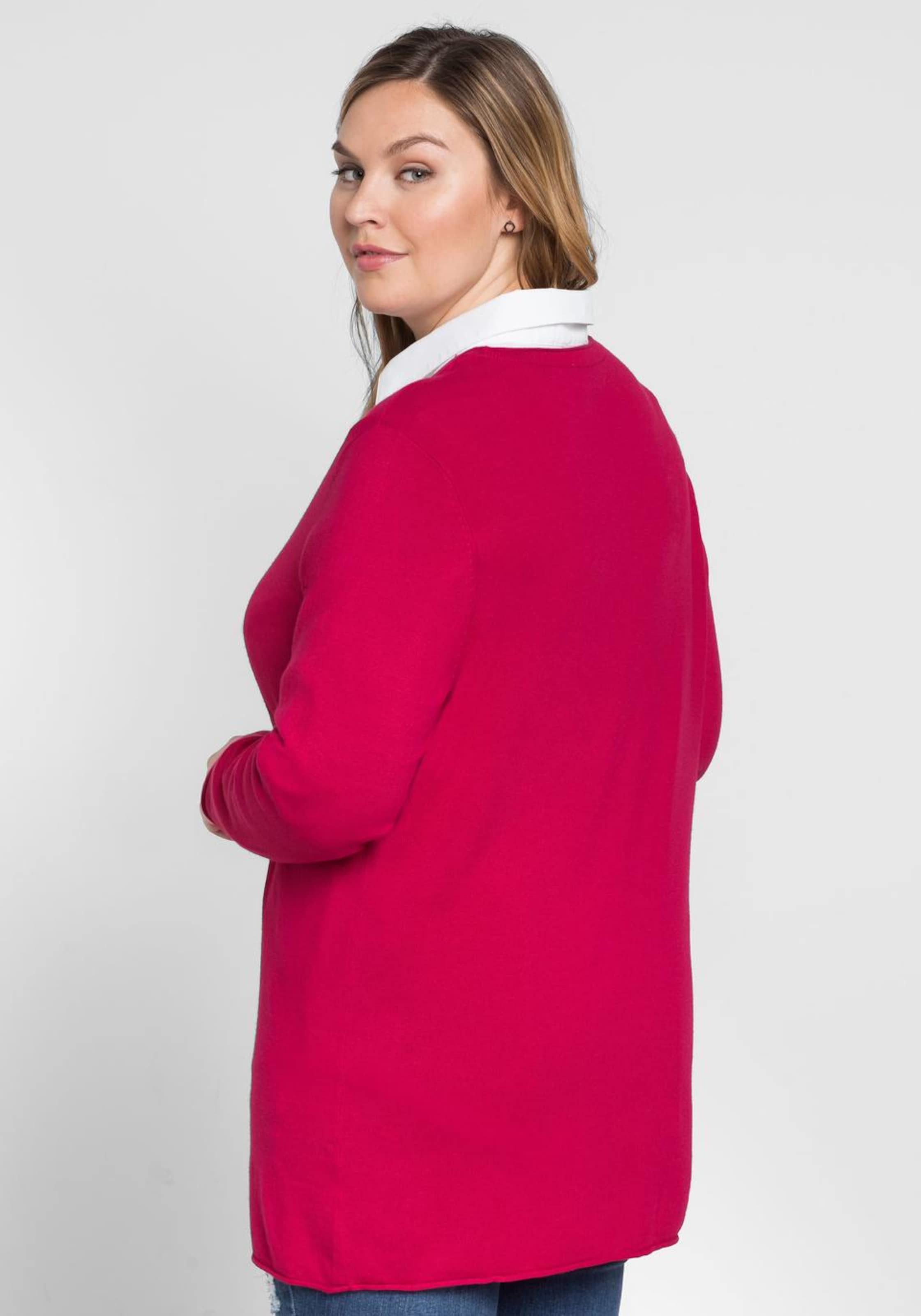 Casual Casual Sheego Sheego In Cranberry In Sheego Cardigan Cardigan Cranberry drthCsQx