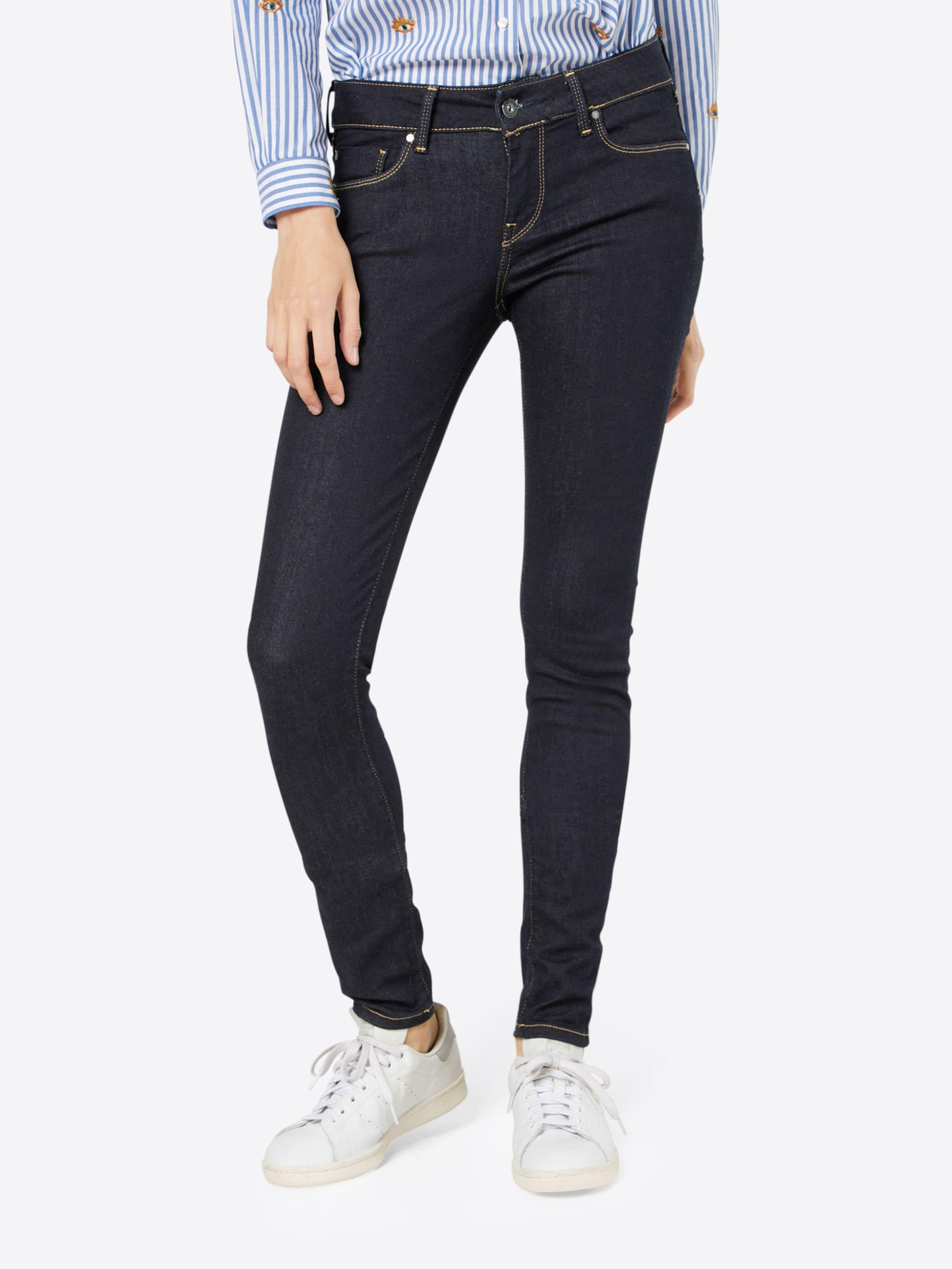 Jean 'soho' Pepe Noir Denim Jeans En dxeCWrBo