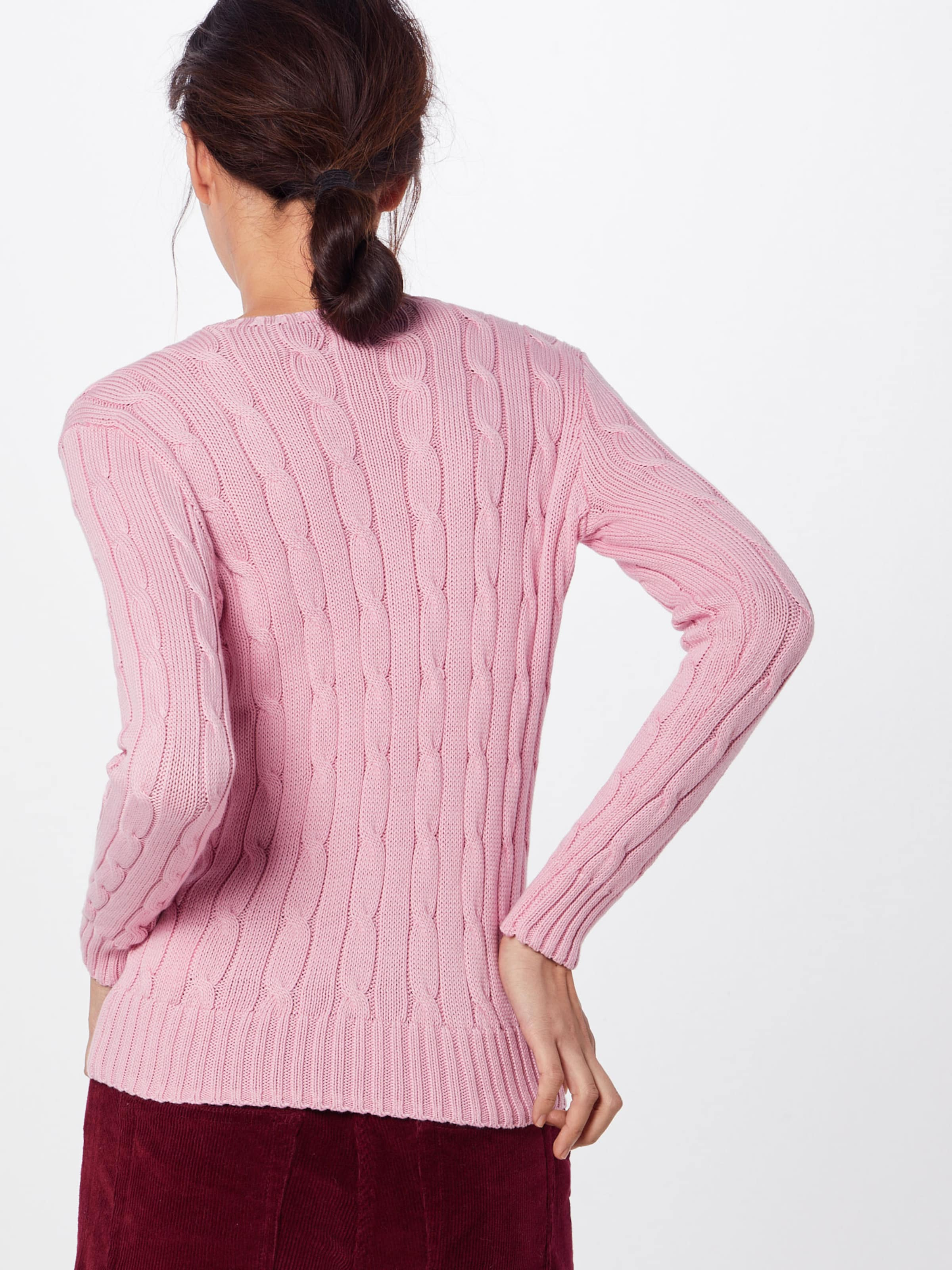 Pullover Ralph In Rosa Lauren Polo D2IWH9EY