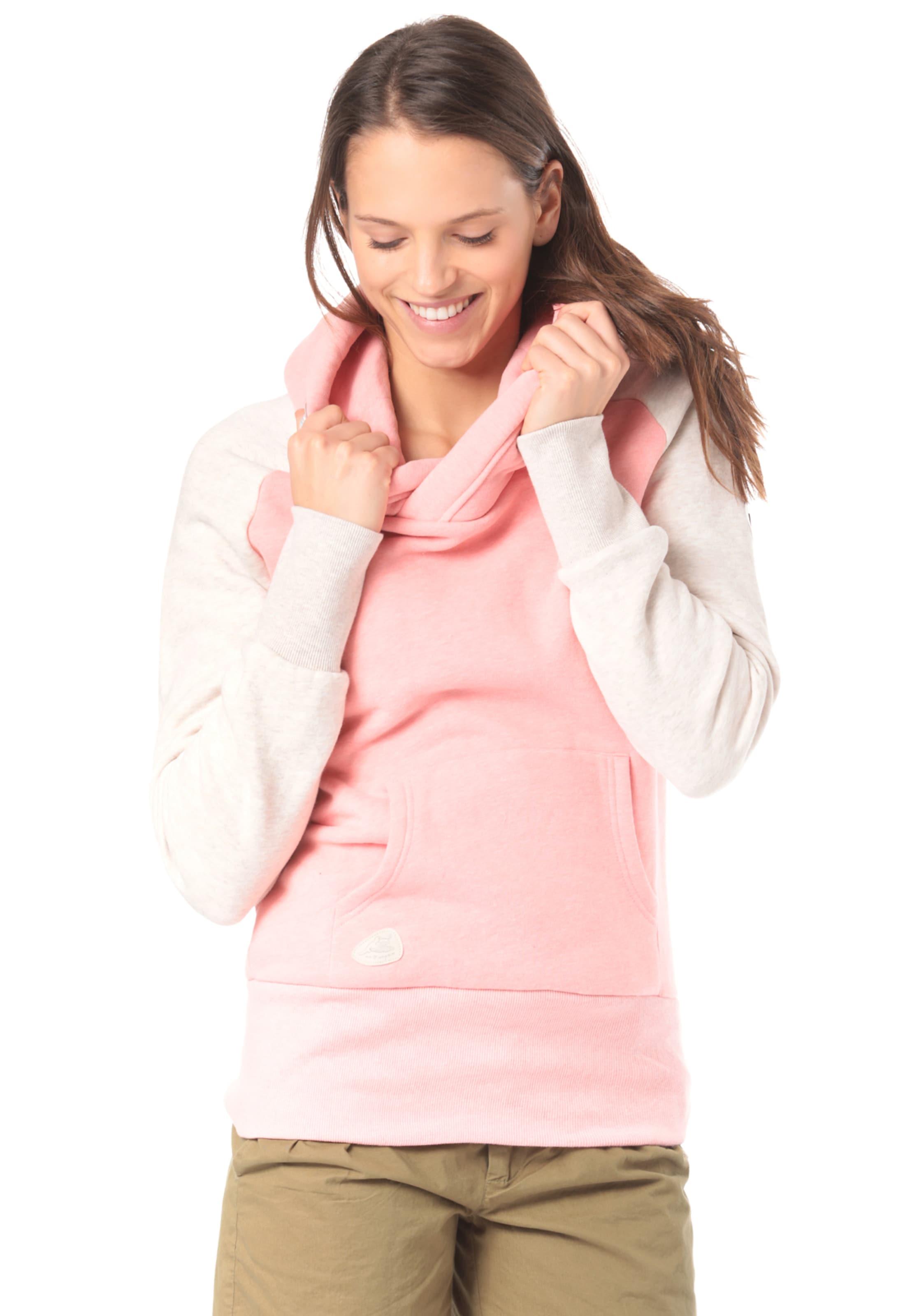 RosaWeimeliert Chelsea Ragwear Kapuzenpullover Twotone In 8vmN0nw