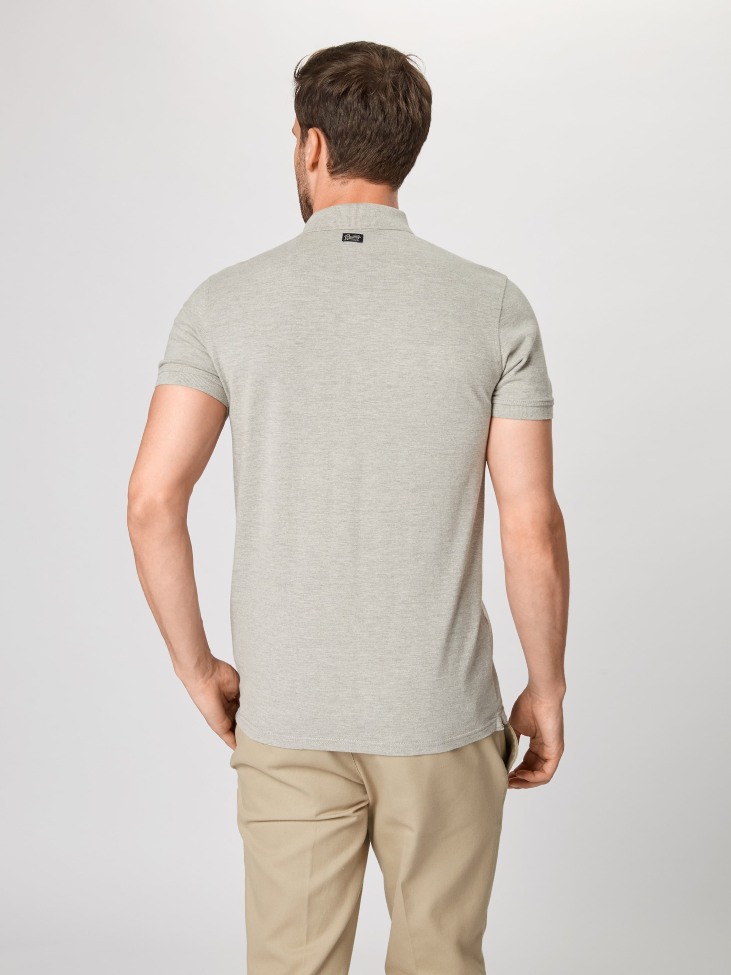 T Industries Gris Clair shirt En Petrol LzMVpSGUjq