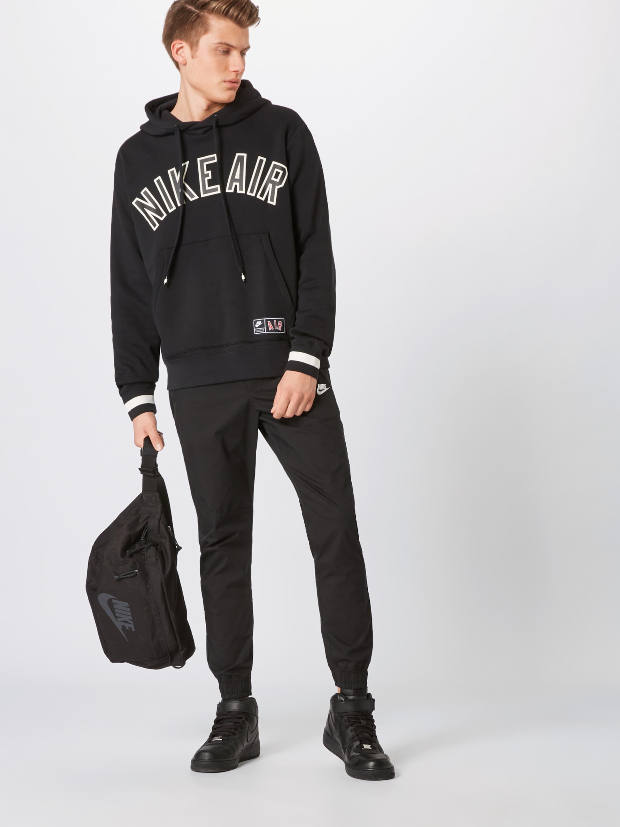 NoirBlanc Sweat shirt Nike En Sportswear lF1cKJ