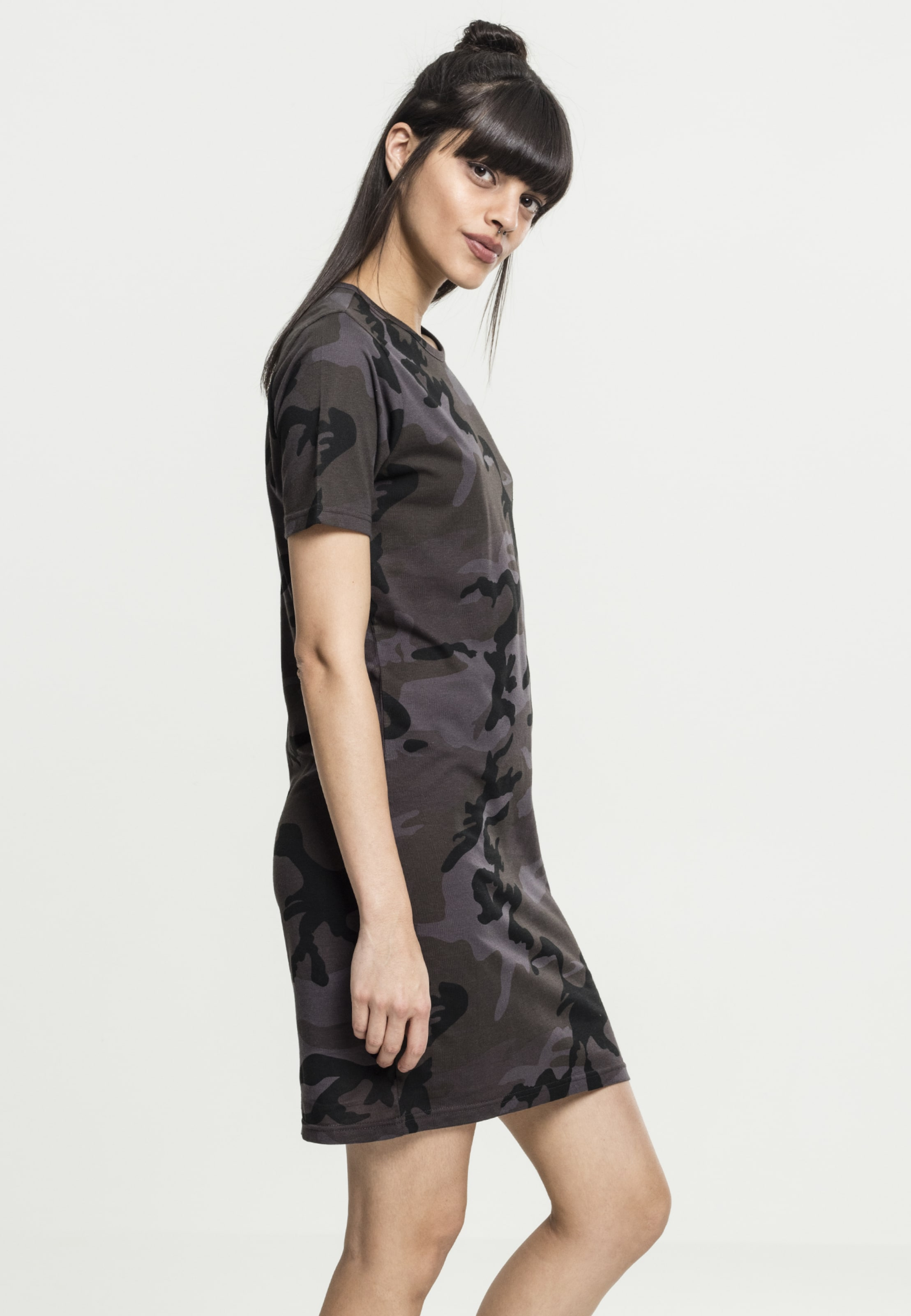 In Tee KhakiSchwarz Urban dress Classics KulFcT153J