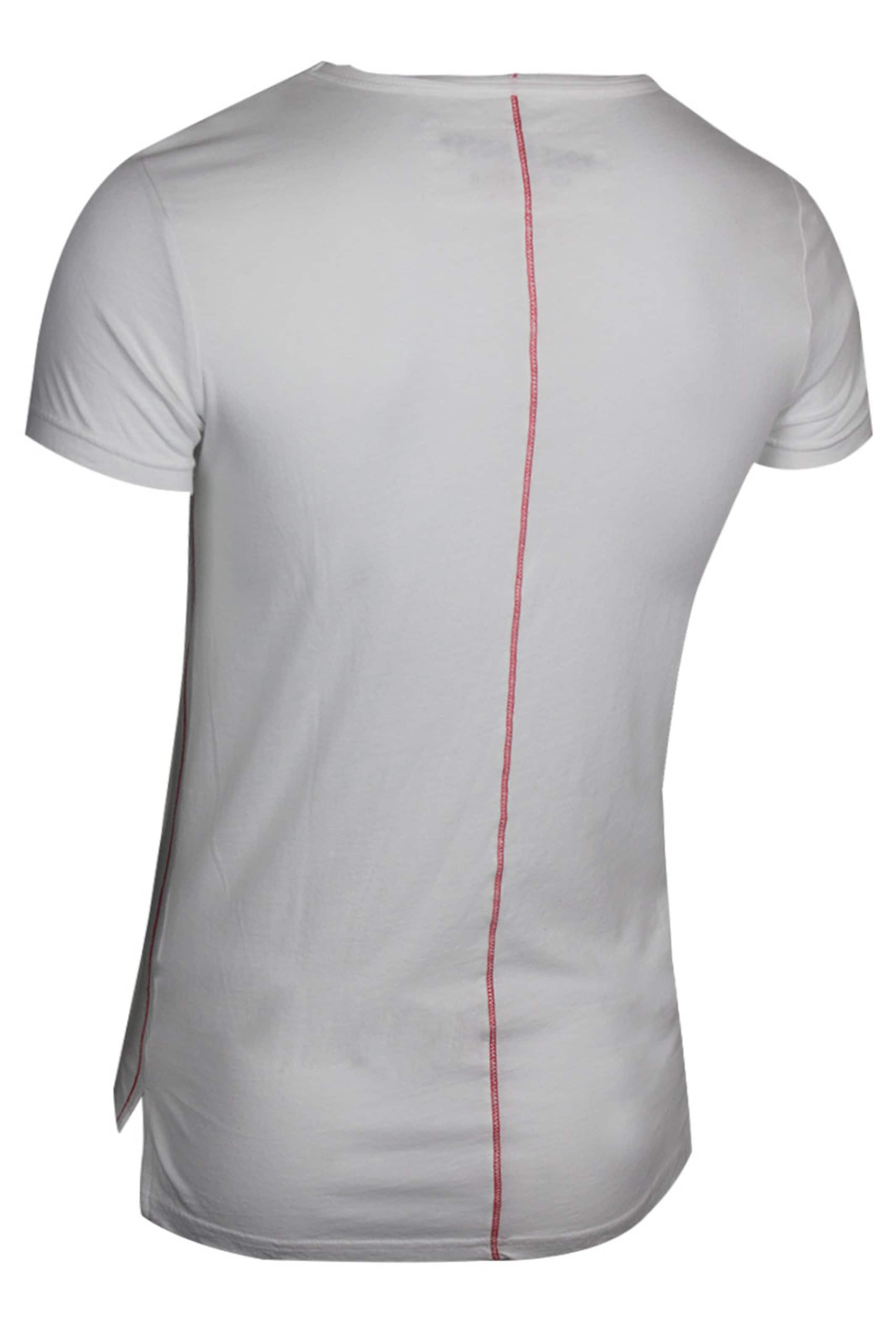 In Shirt RoodZwart Trueprodigy Shirt RoodZwart Trueprodigy Wit Trueprodigy In Wit In Shirt kXPTZiOu