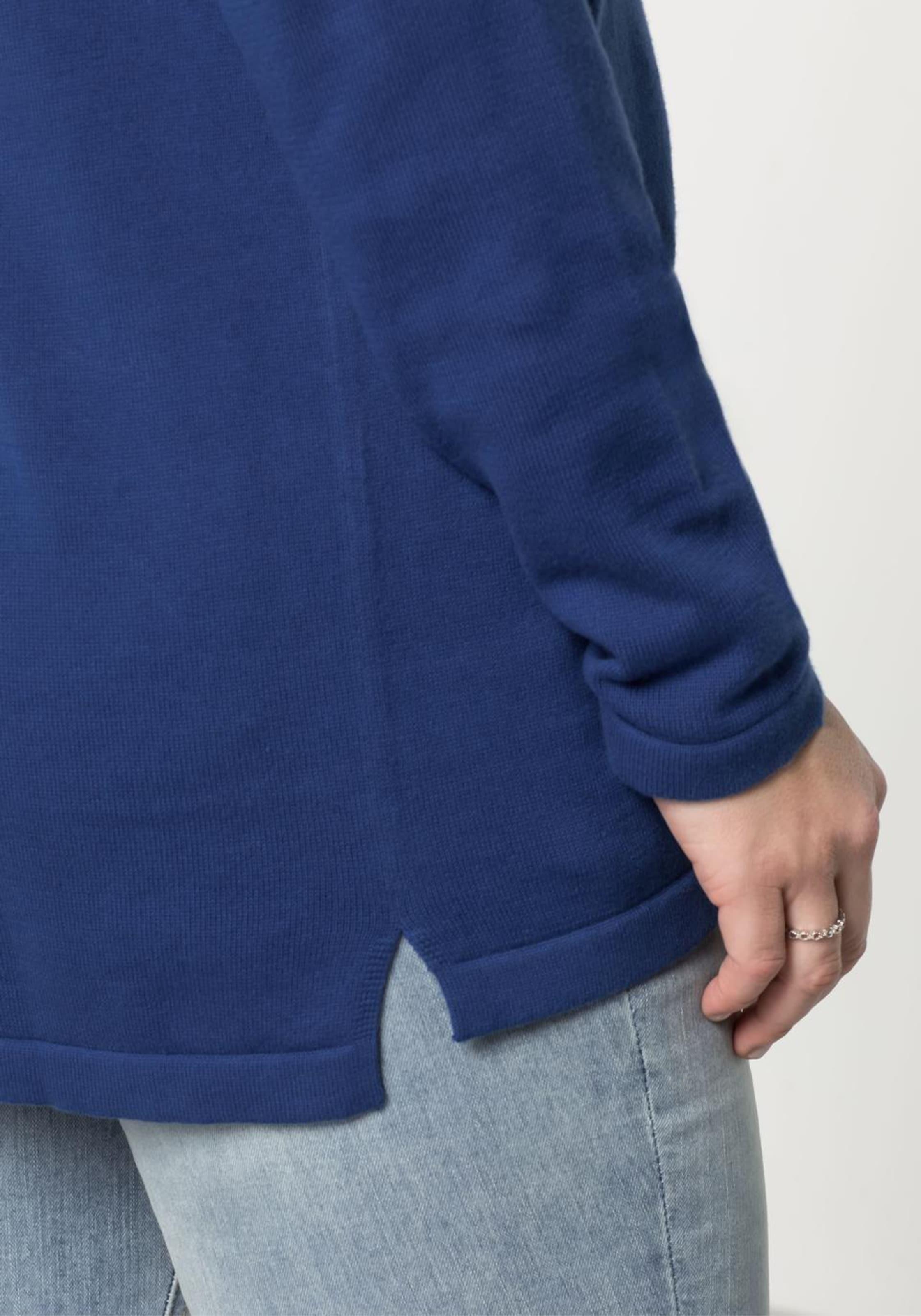 Sheego CremeBlau Sheego Pullover In Schwarz Pullover mN0v8wn