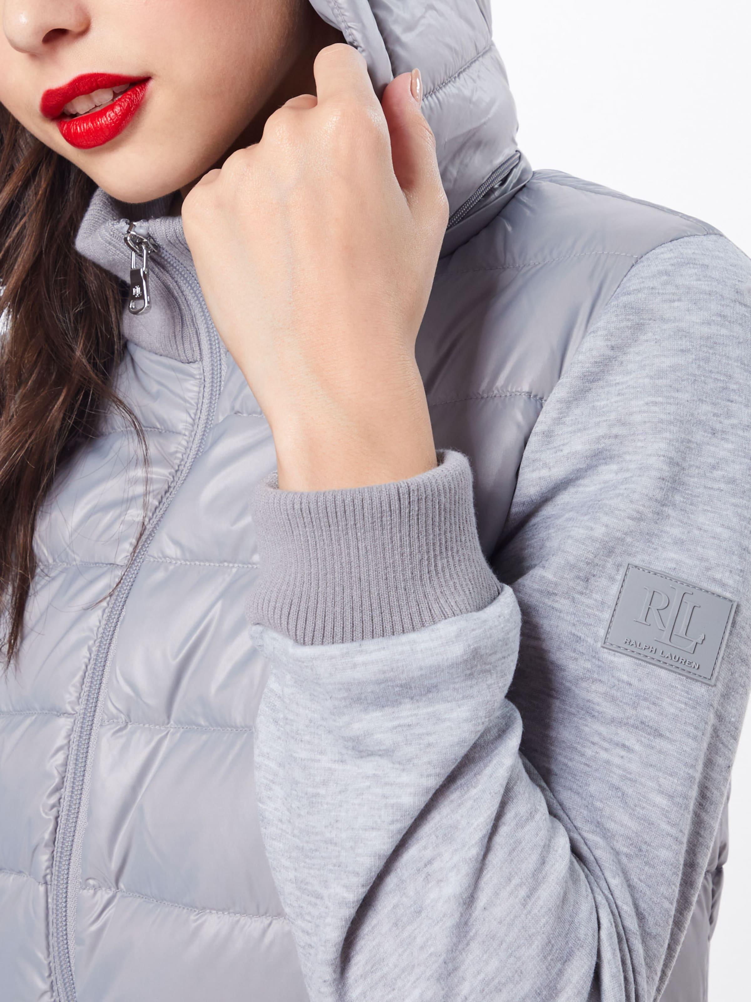 Lauren Veste Mi En saison Ralph Cbo 'packable jacket' Gris 0nO8wPk