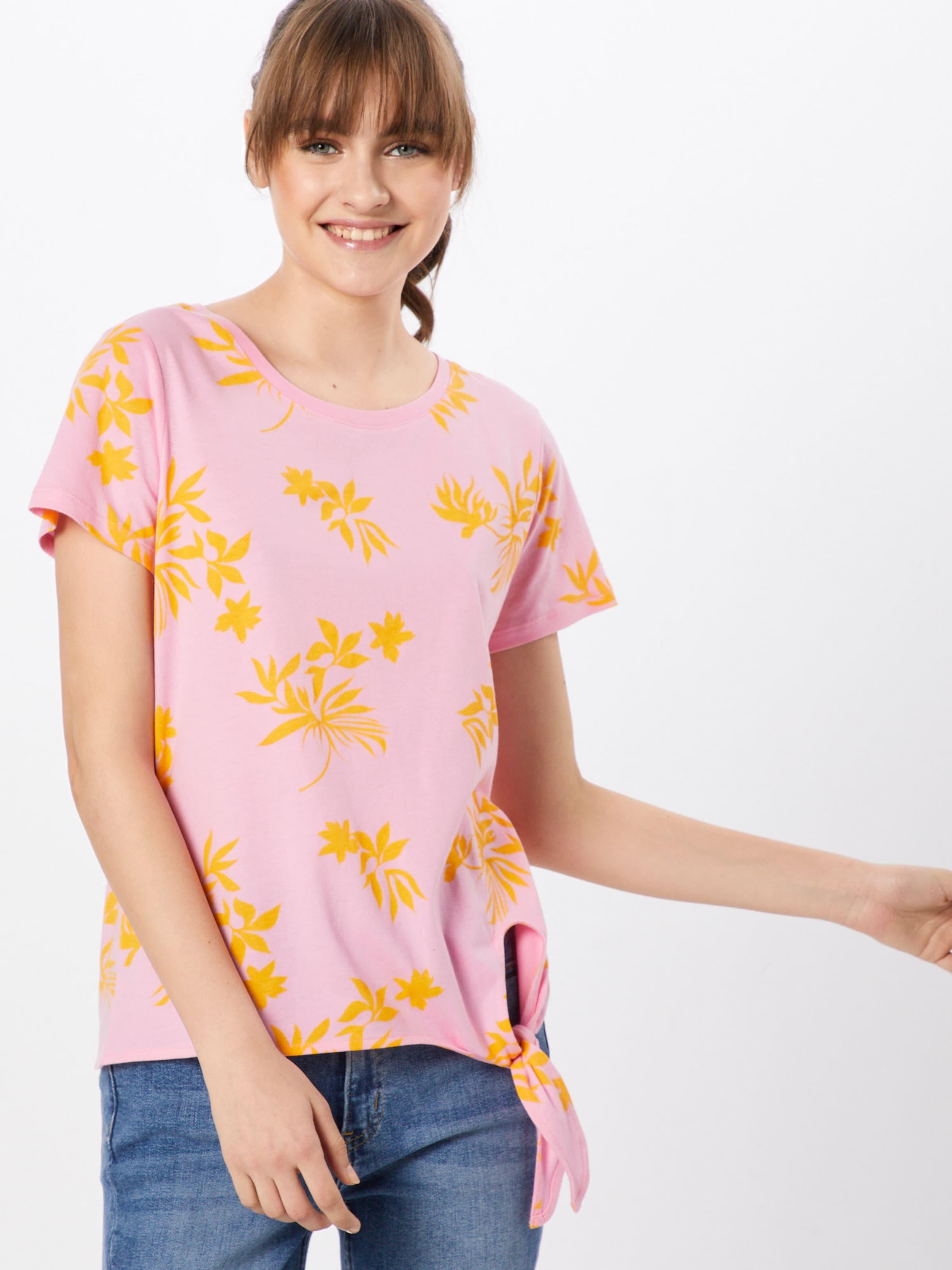 Denim Orange Marc O'polo shirt ClairRose Ancienne En T wPknO80X