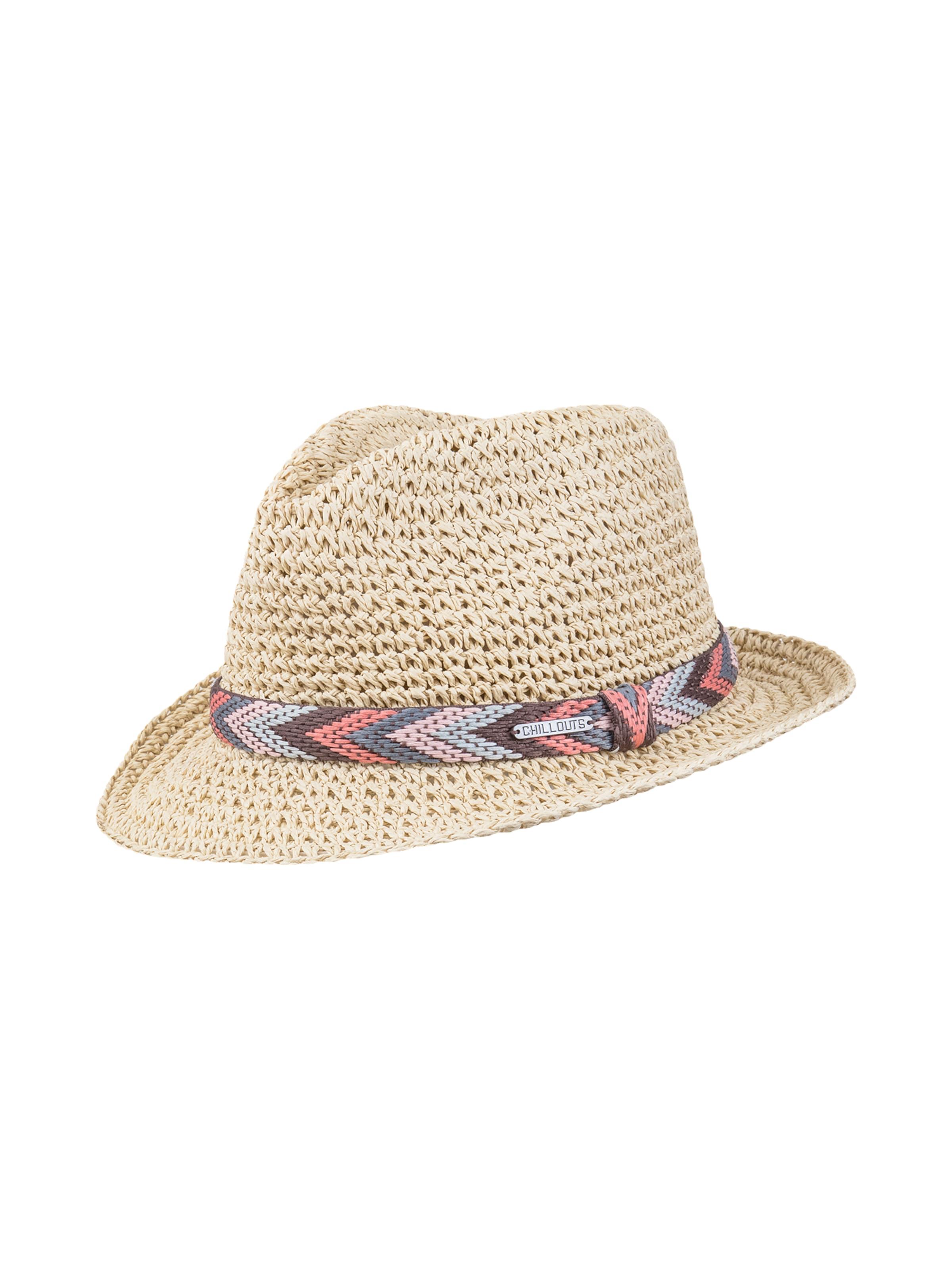 Chapeaux 'medellin Hat' Chillouts Gris En v8Owmn0N