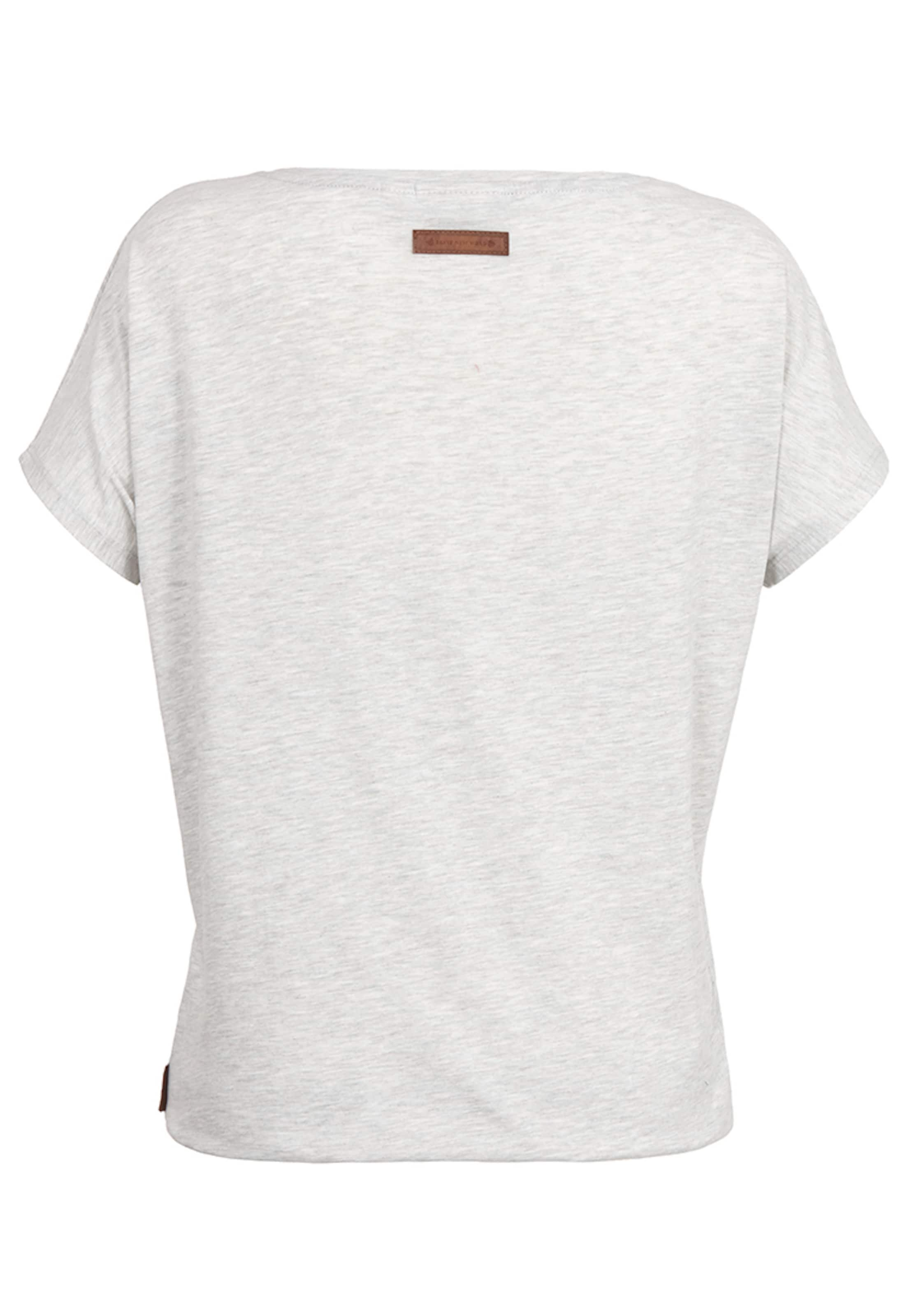 shirt 'schnella Fumé Naketano T Bleu En Baustella' dBrxhtQsC
