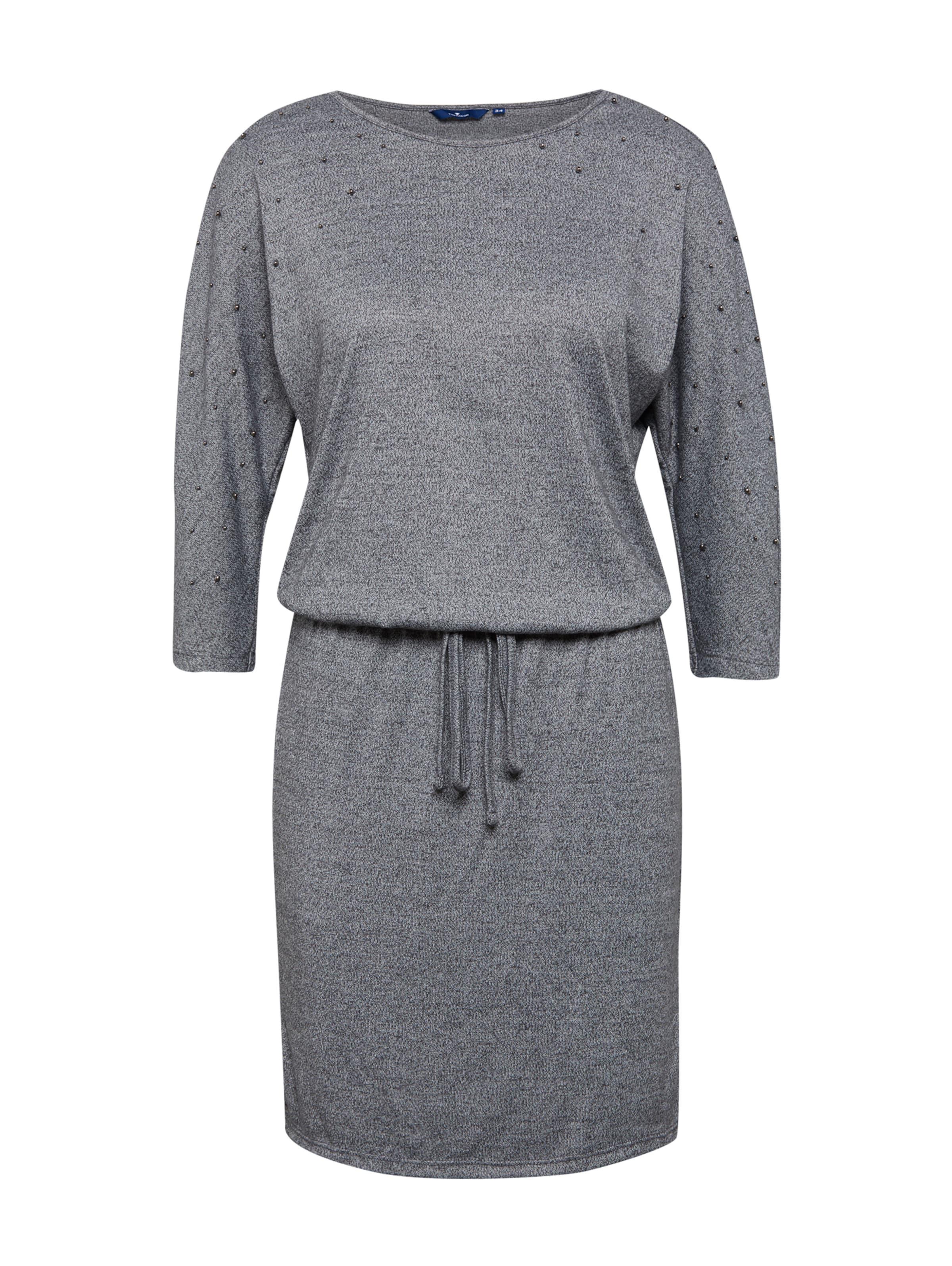 Tailor In Graumeliert Kleid In In Tom Tailor Tom Kleid Graumeliert Tom Tailor Kleid CrdxtshQB