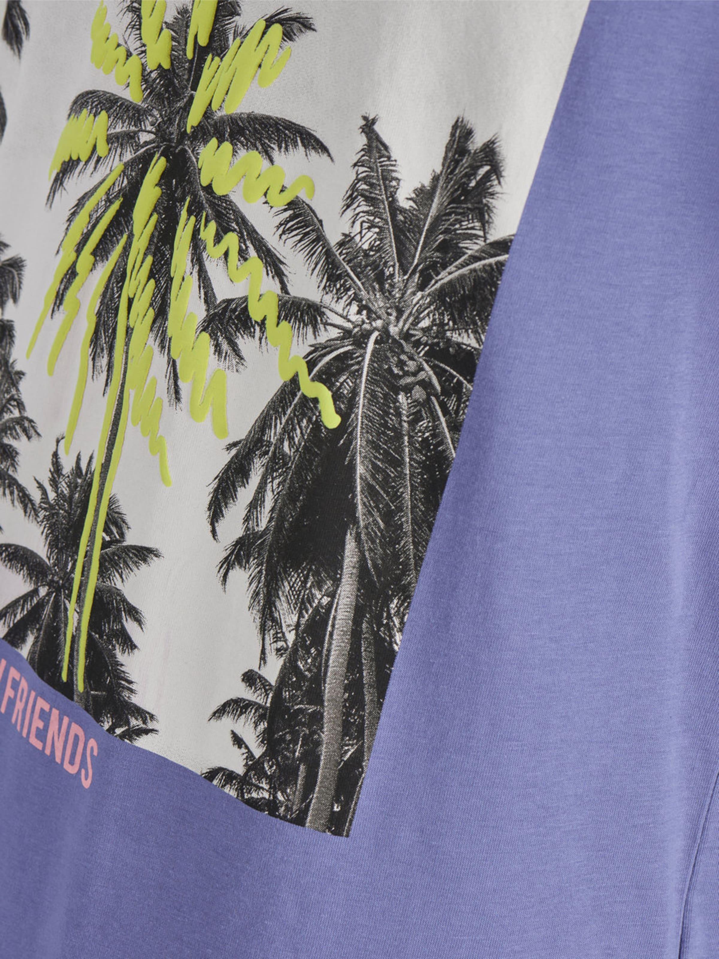 Jones Jackamp; T shirt BleuViolet En R5j3qcAL4