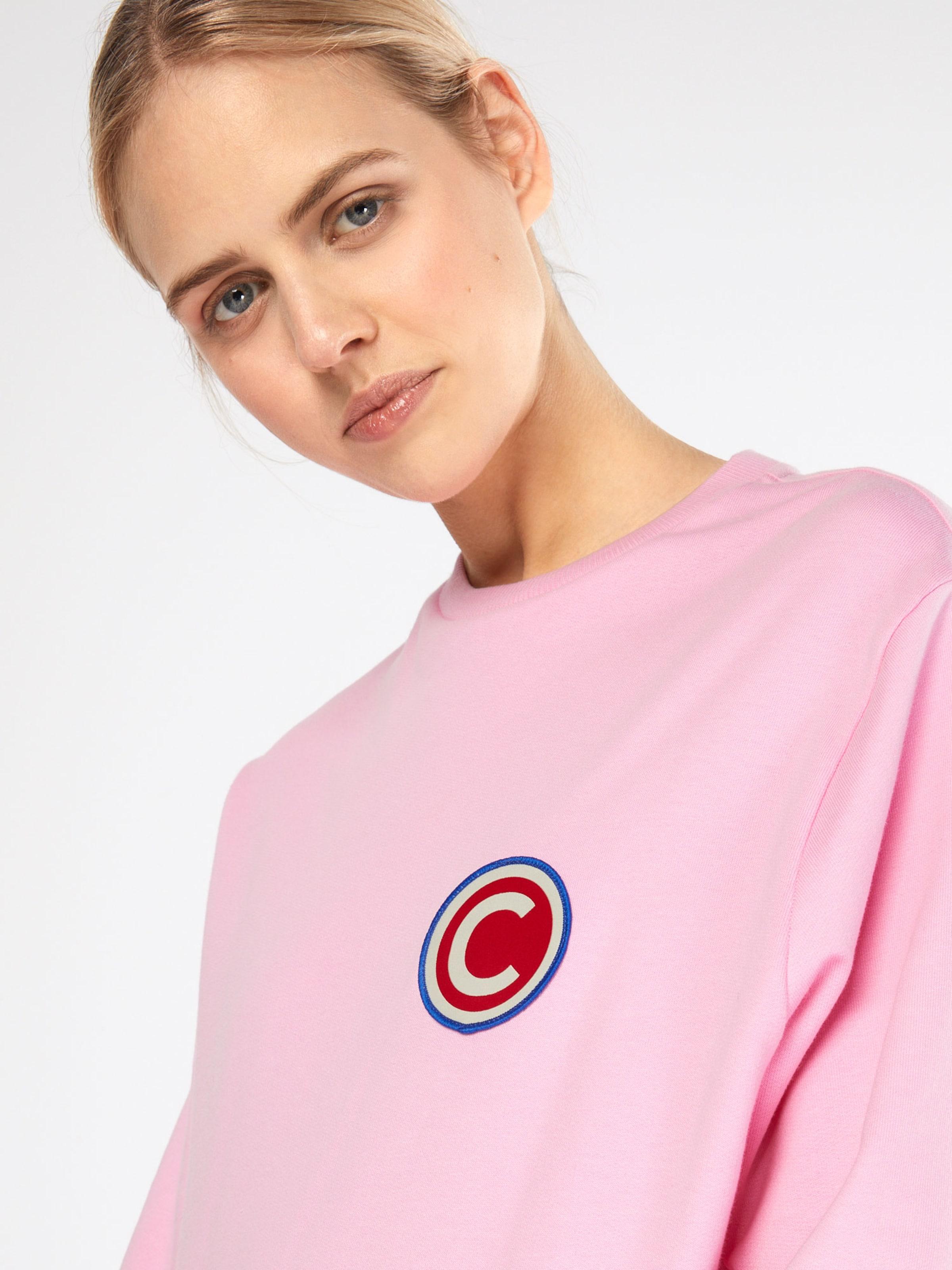 'felpa' shirt En Sweat Colmar Rose 80wONXPnkZ