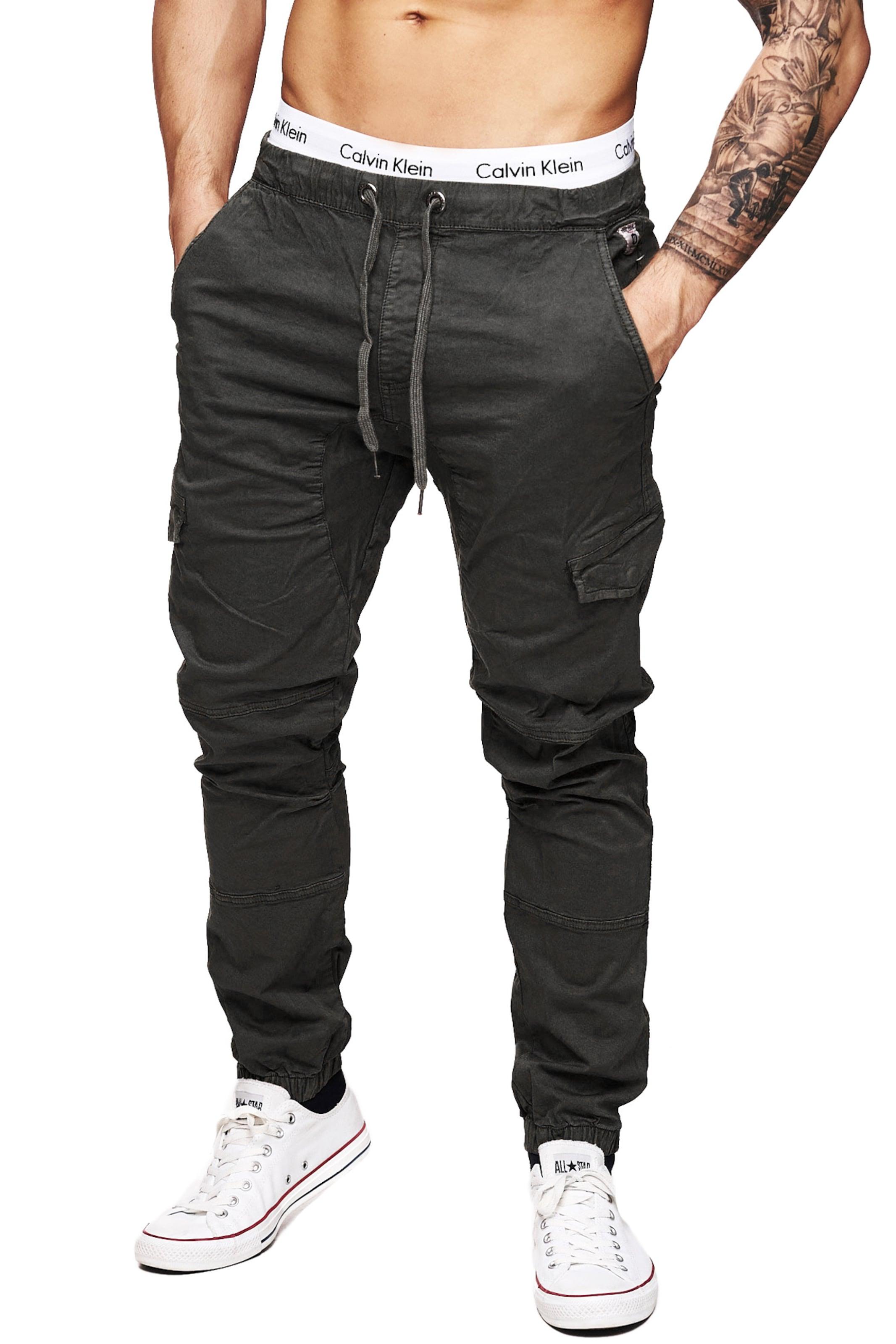 Kaki 'levi Cargo Jeans Cargo' Indicode Pantalon En 1cTlFKJ3