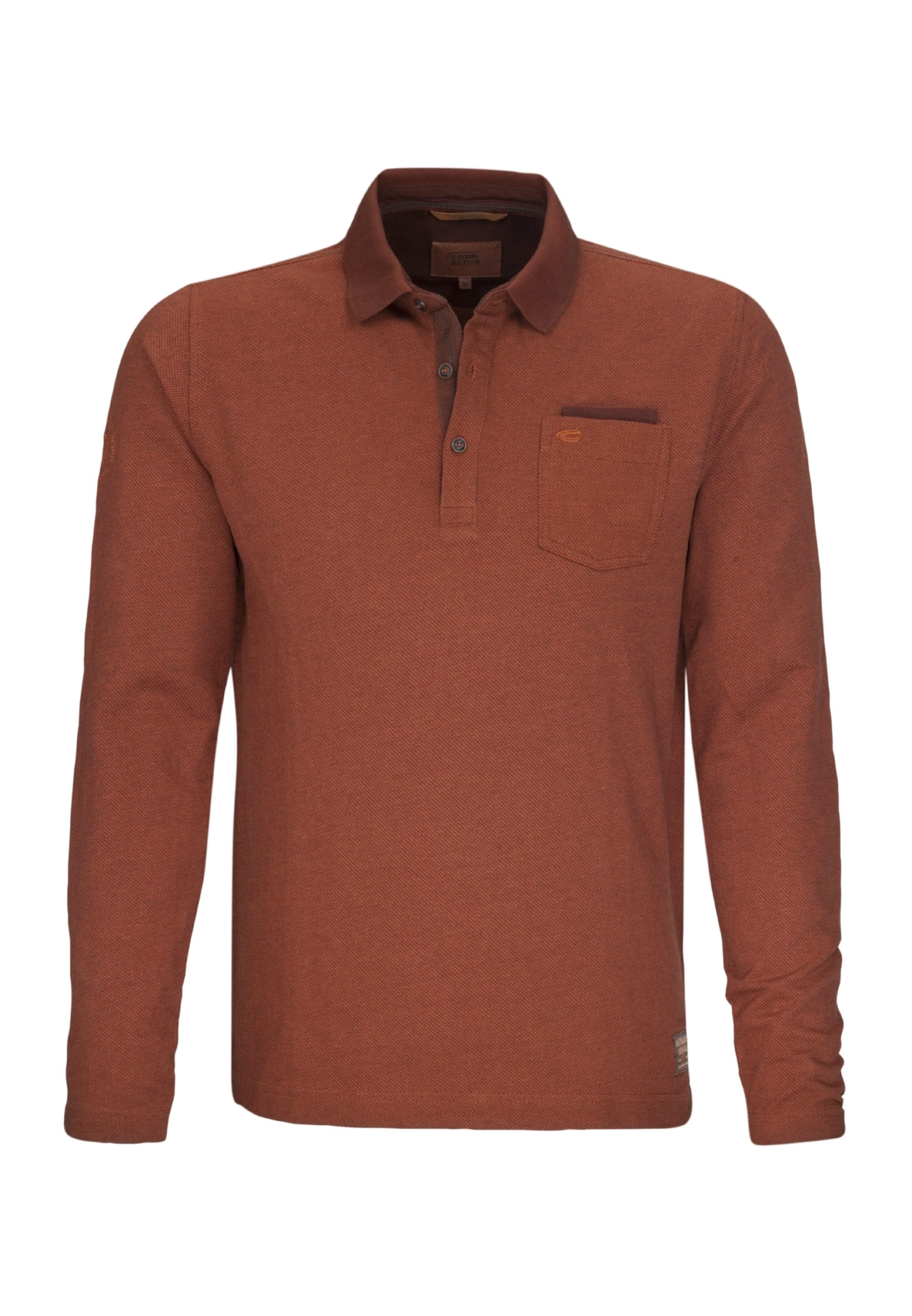 shirt Active T BleuNoir Camel En ' bf7vY6gy